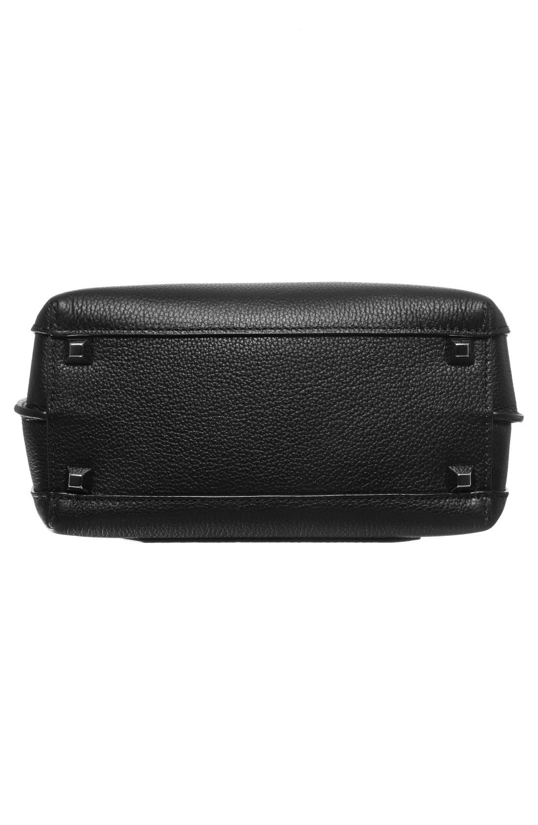Alternate Image 6  - MCM Milla Leather Crossbody Bag