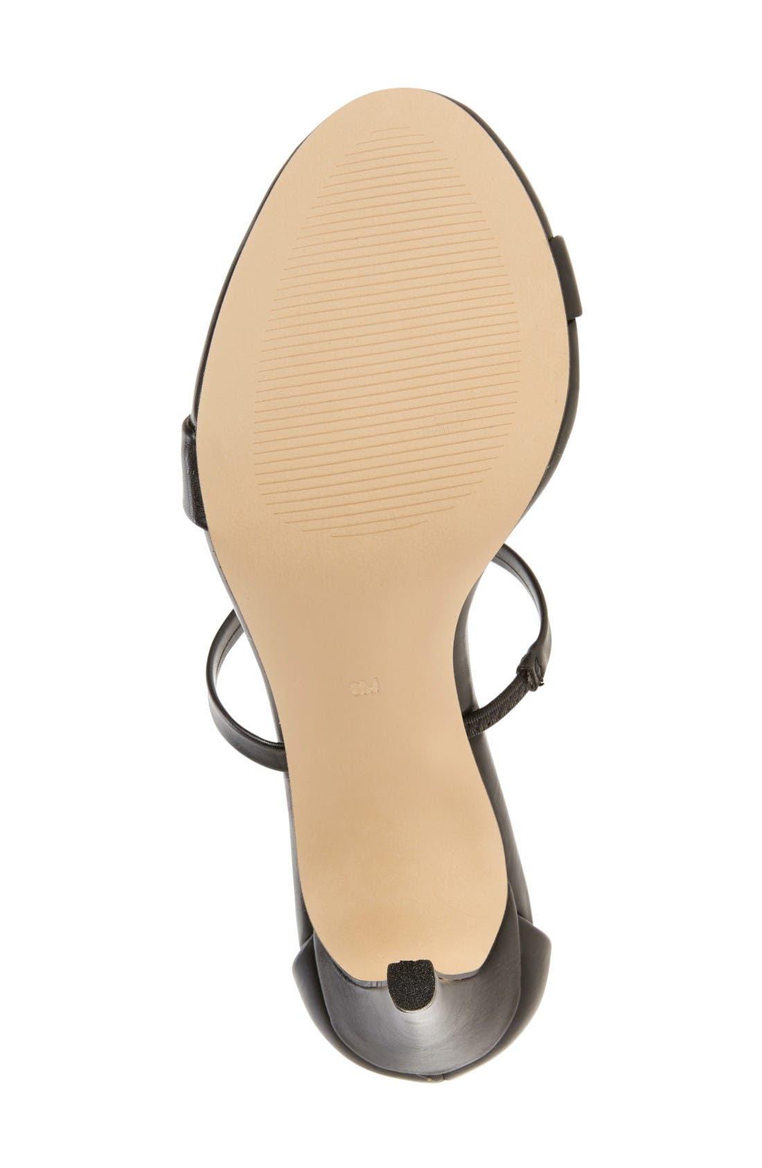 Alternate Image 4  - Steve Madden Sheena Strappy Sandal (Women)