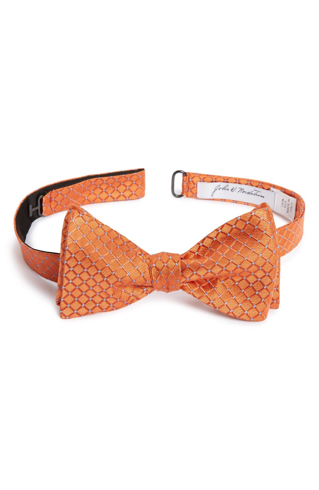 JOHN W. NORDSTROM® Townes Micro Silk Bow Tie