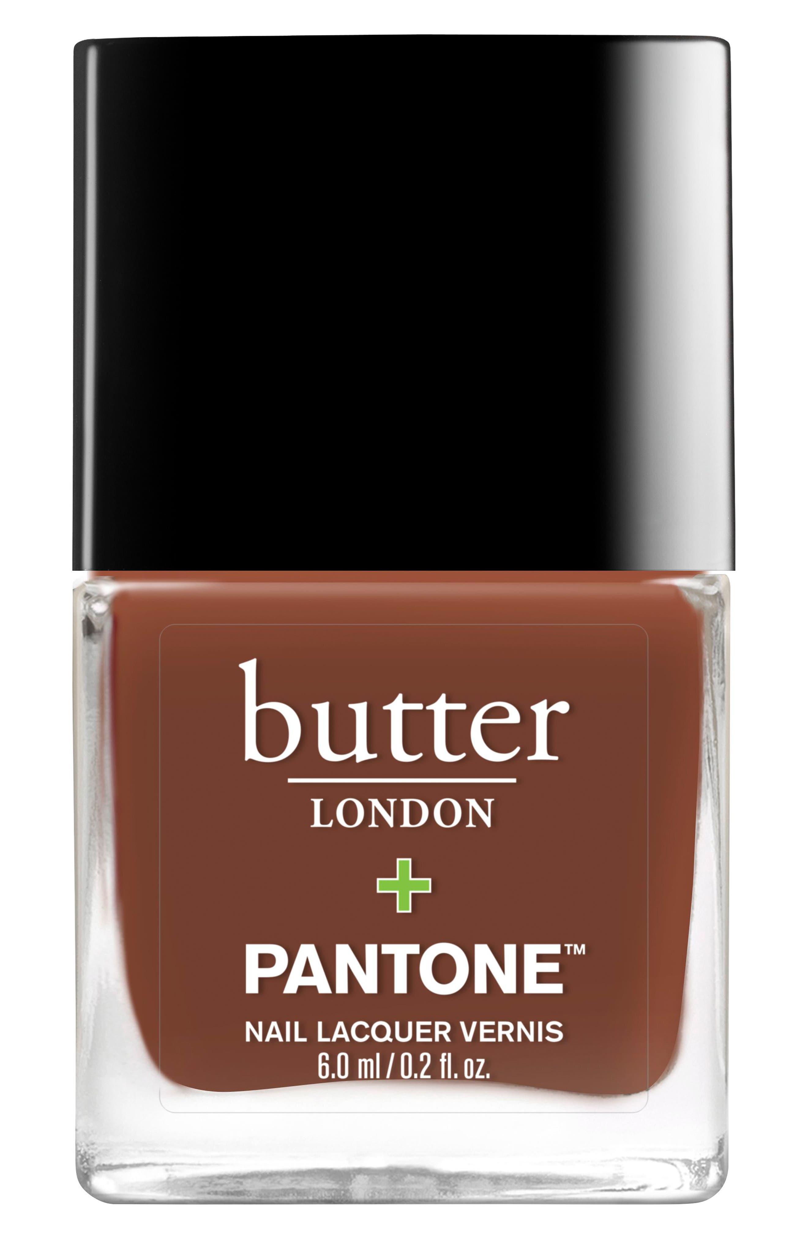 BUTTER LONDON Pantone Trend Mini Nail Lacquer