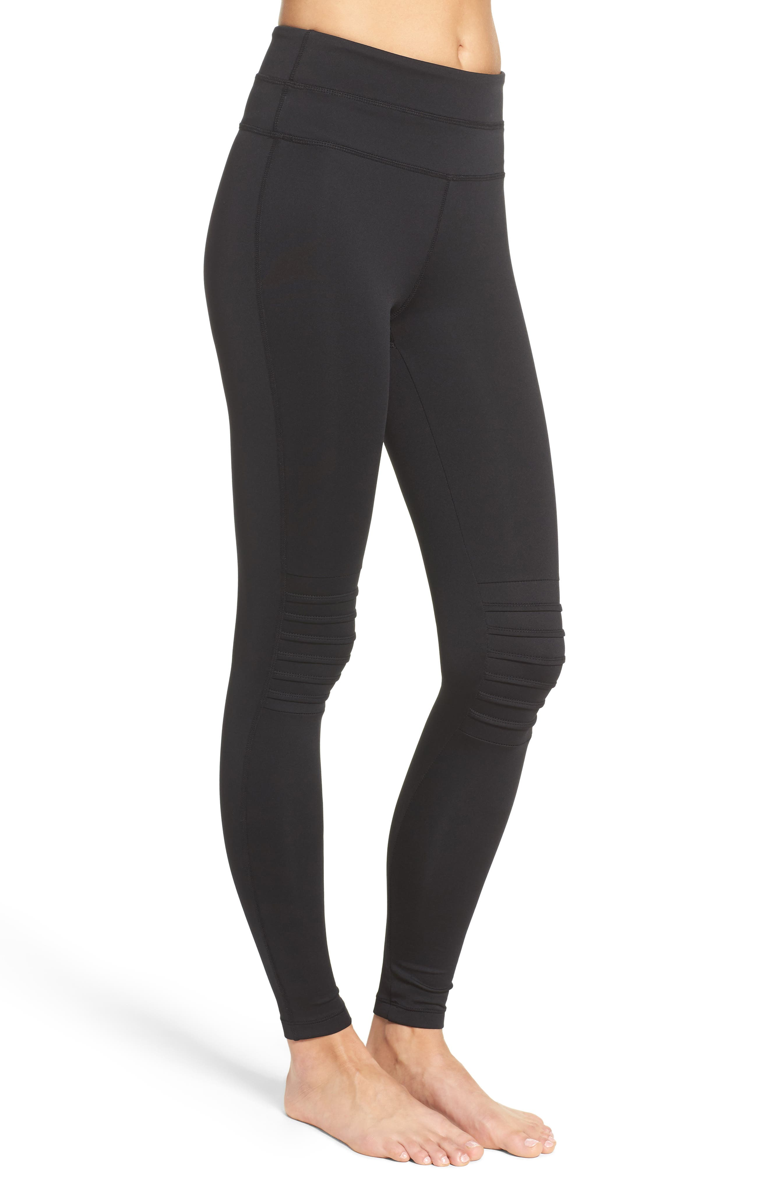 Alternate Image 1 Selected - Free People FP Movement City Slicker High Waist Leggings