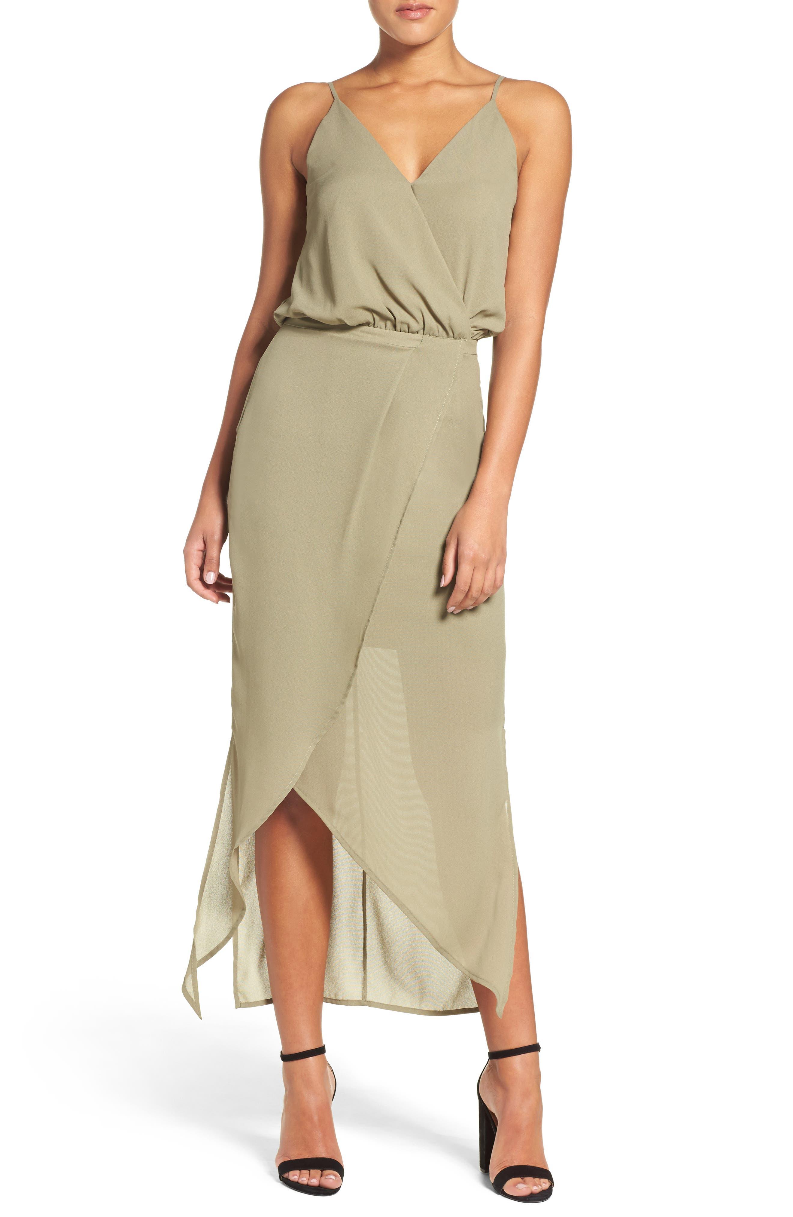 Alternate Image 1 Selected - Cooper St Illustrious Maxi Dress