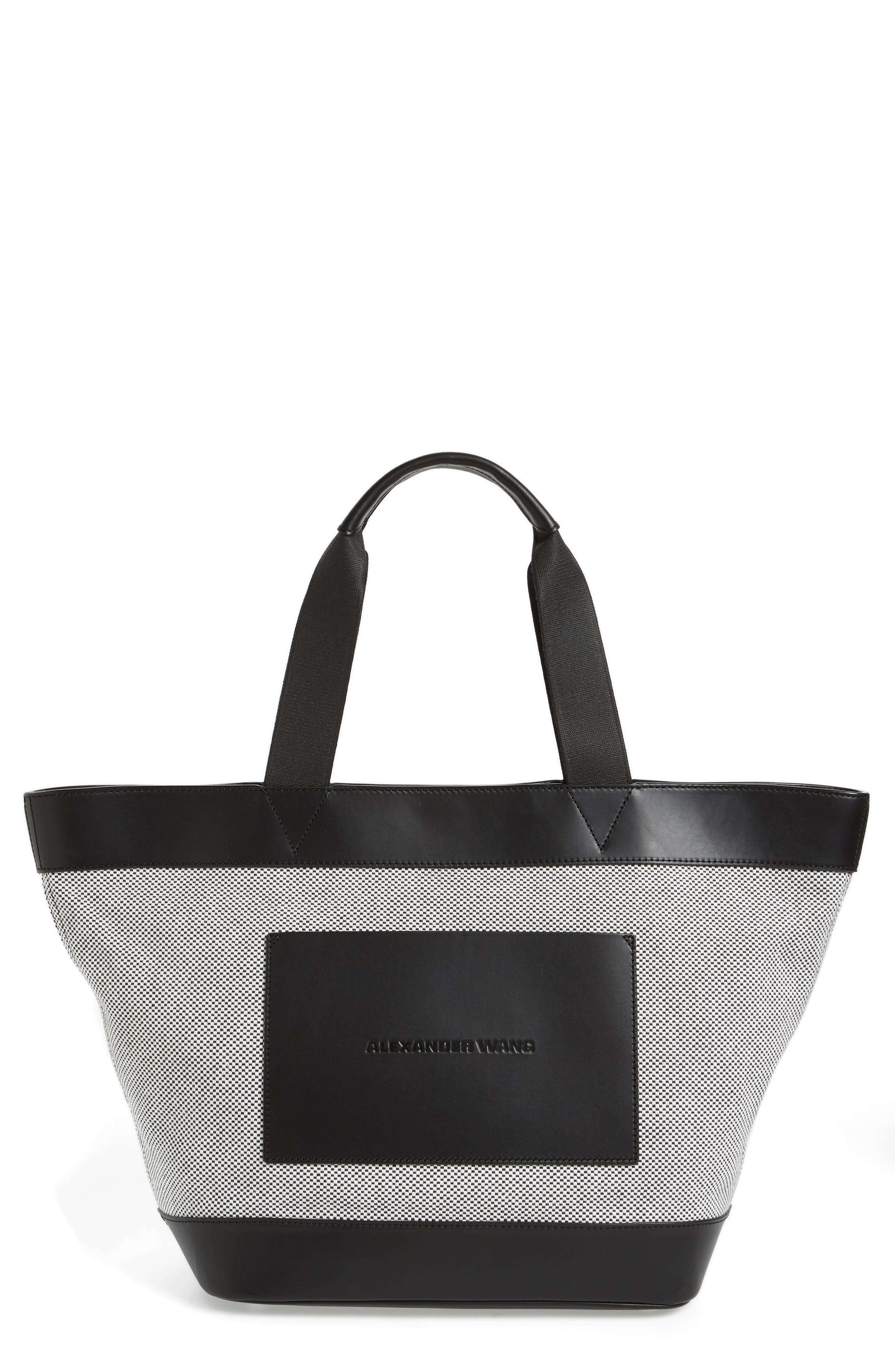 Alternate Image 1 Selected - Alexander Wang Canvas Tote