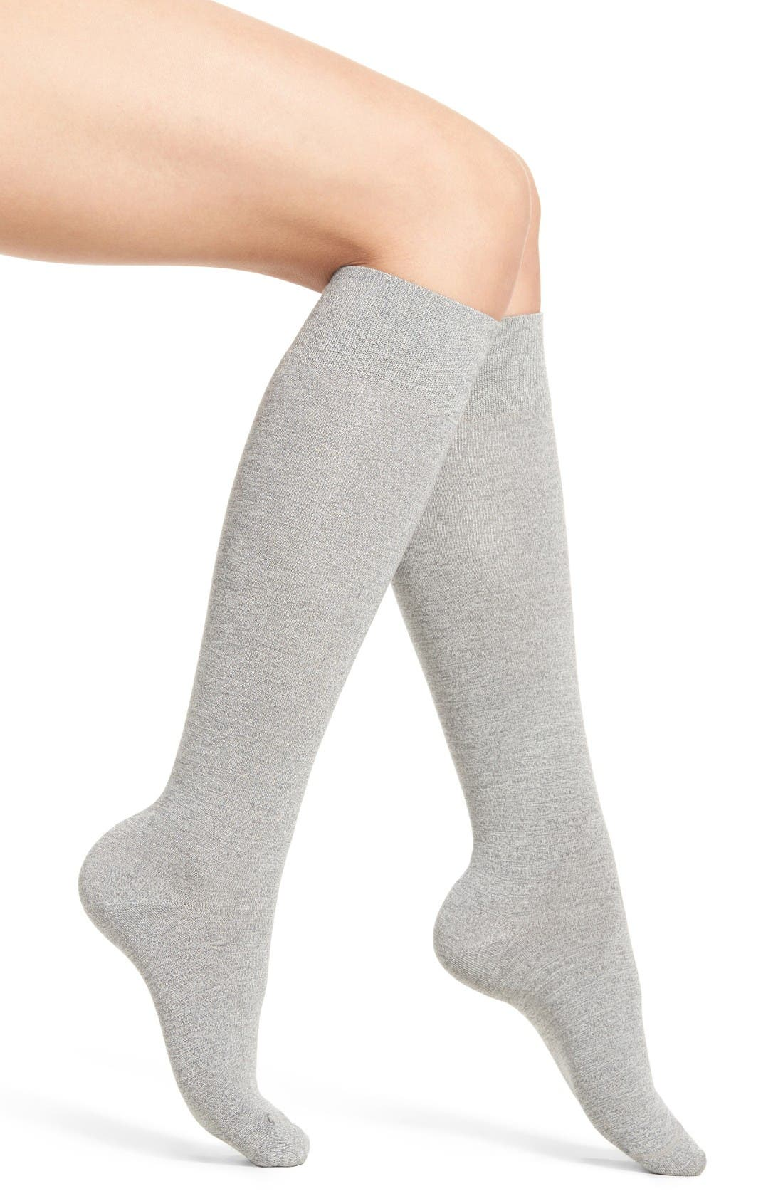 Main Image - Nordstrom Knee High Socks (3 for $18)
