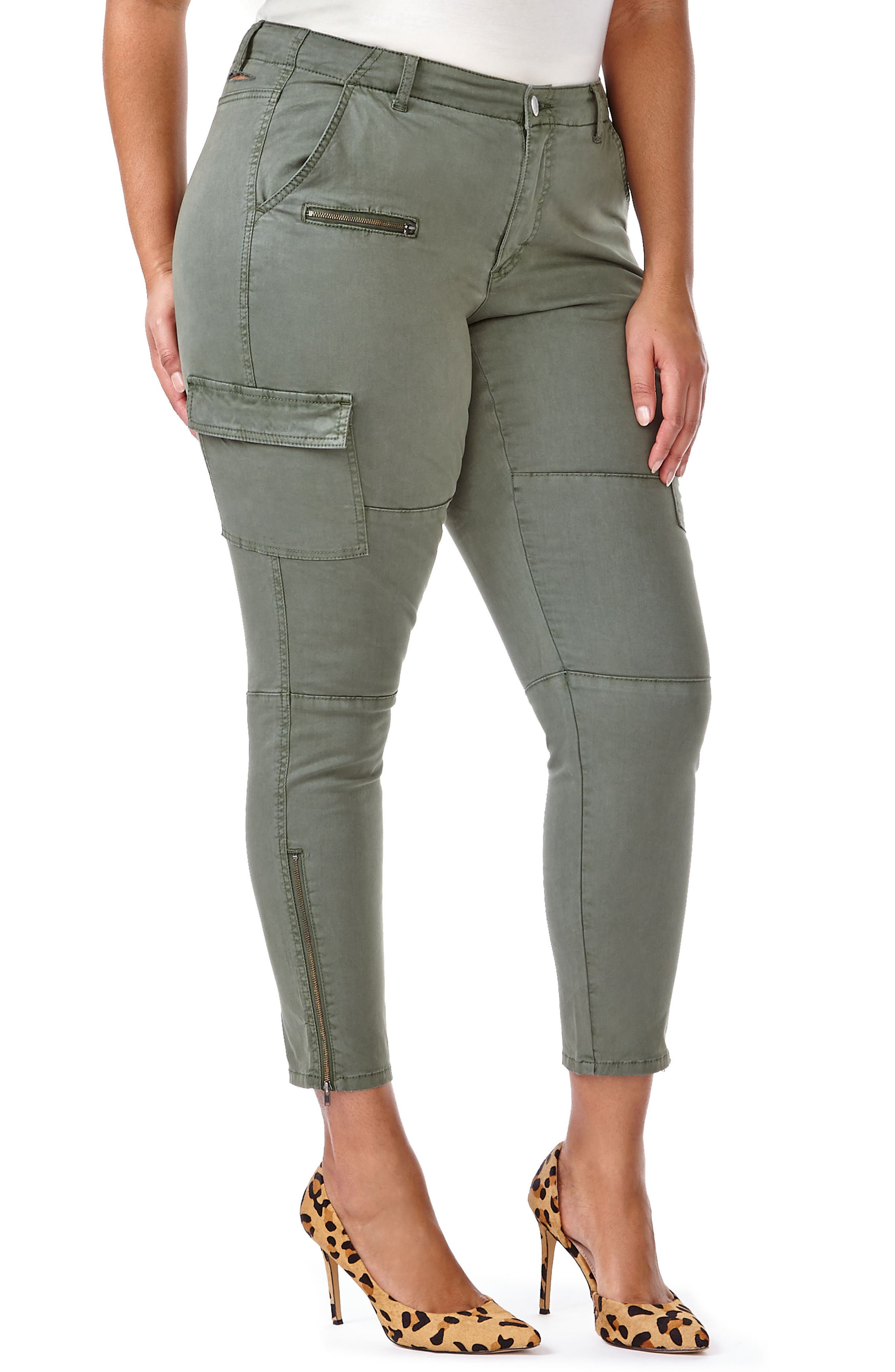 ADDITION ELLE LOVE AND LEGEND Cargo Pants