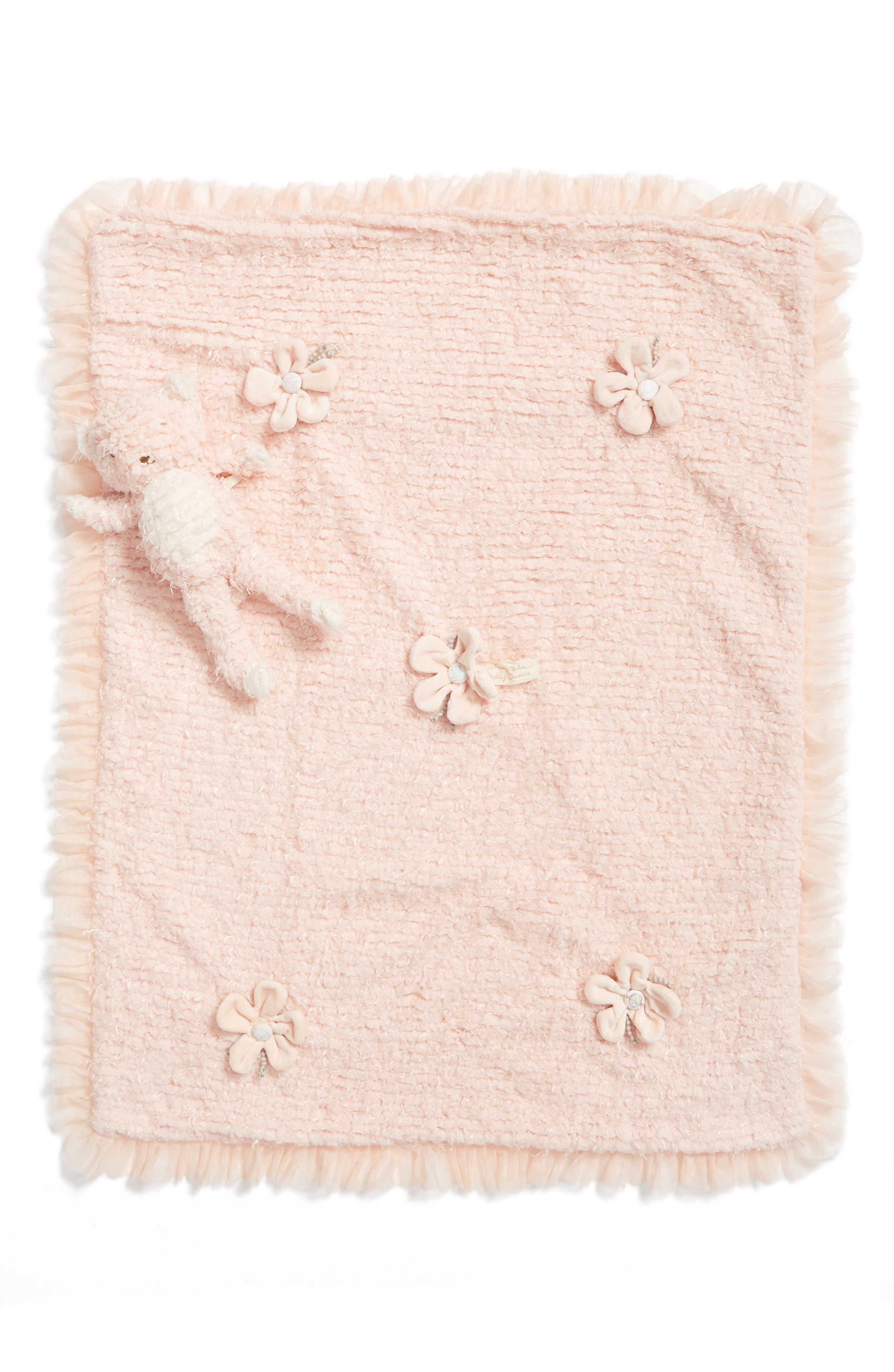 BUNNIES BY THE BAY Shaggy Blanket & Stuffed