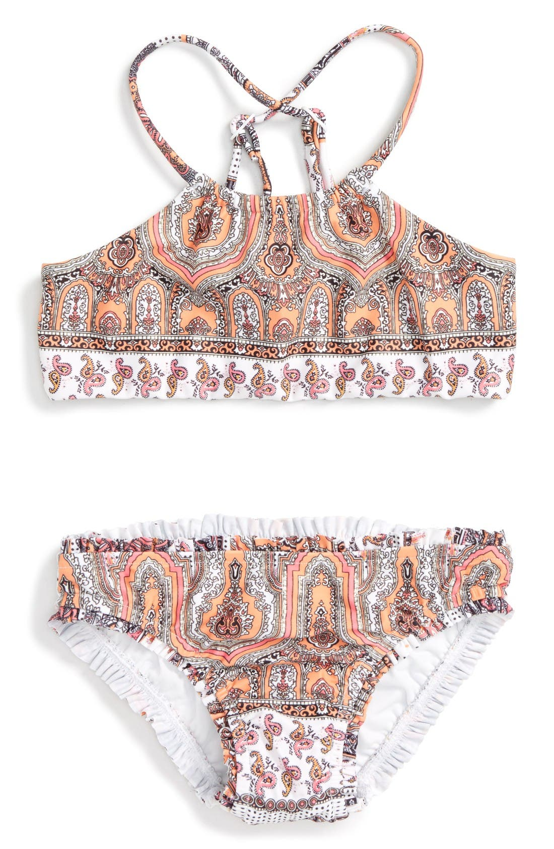 SEAFOLLY Moroccan Paisley Two-Piece Swimsuit