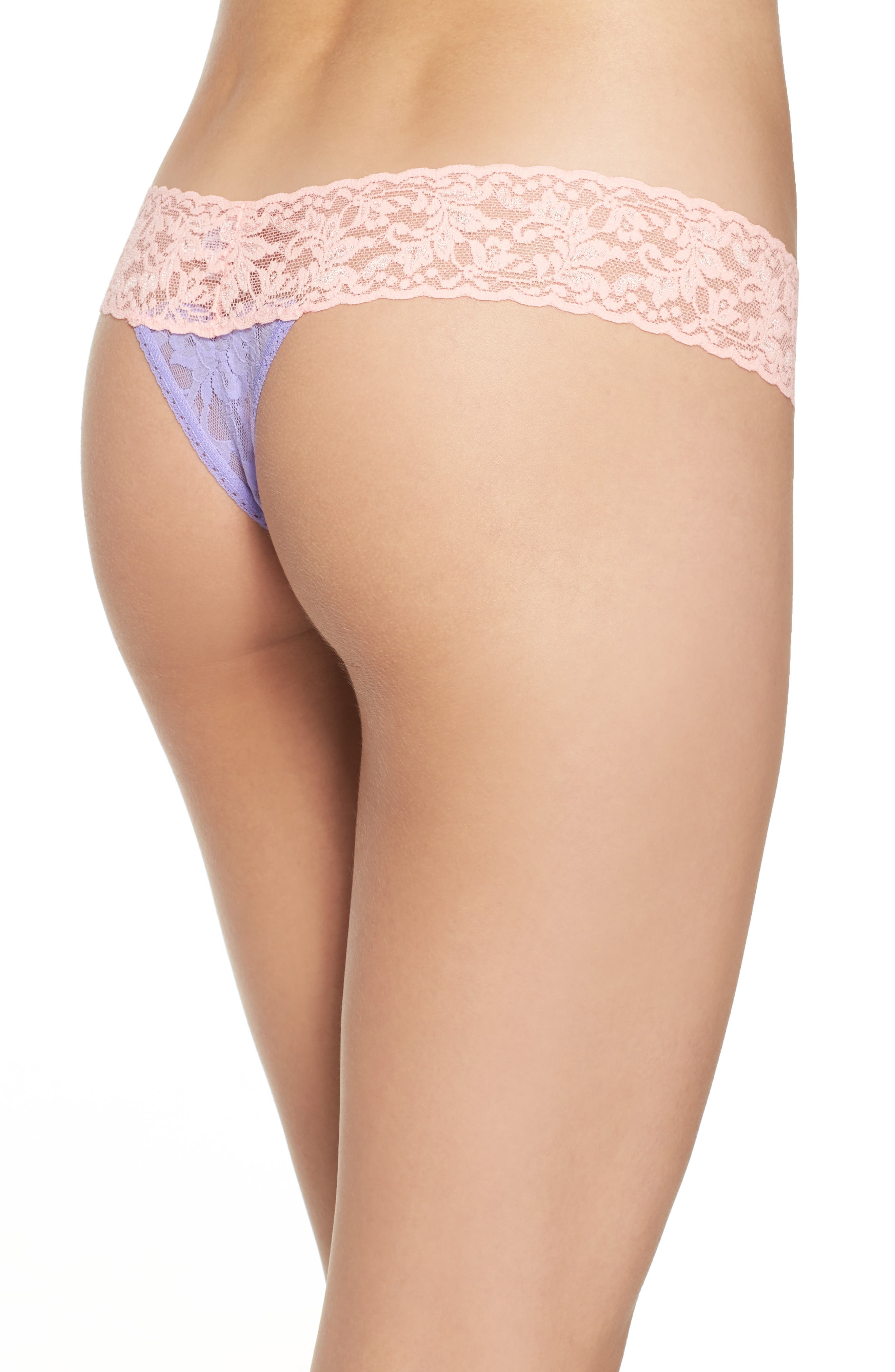 Alternate Image 2  - Hanky Panky 'Color Play' Low Rise Thong