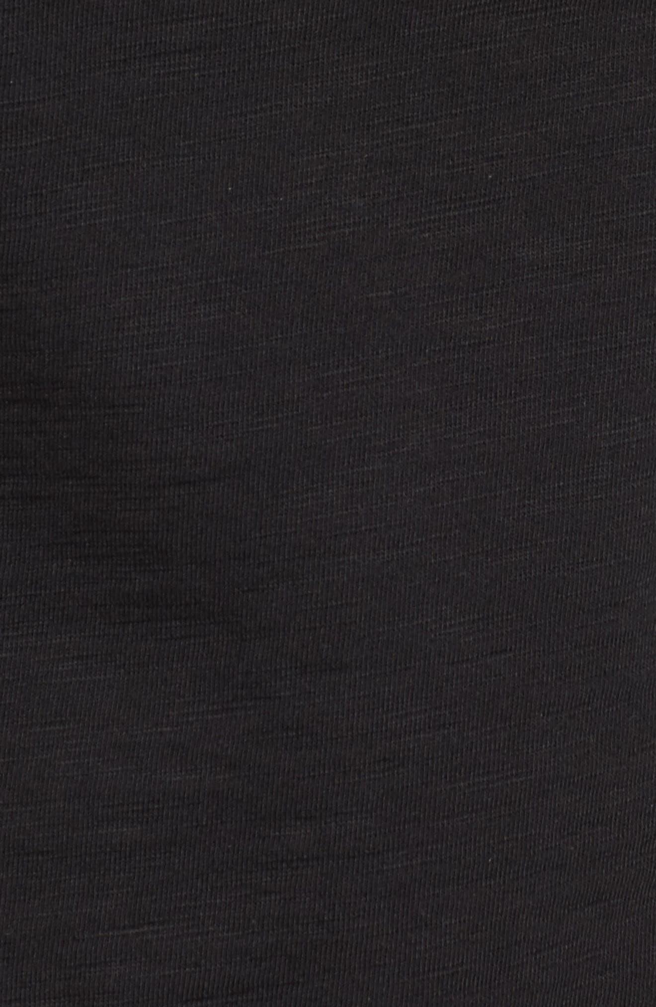 Alternate Image 5  - BLANKNYC Shadow Bell Sleeve Top