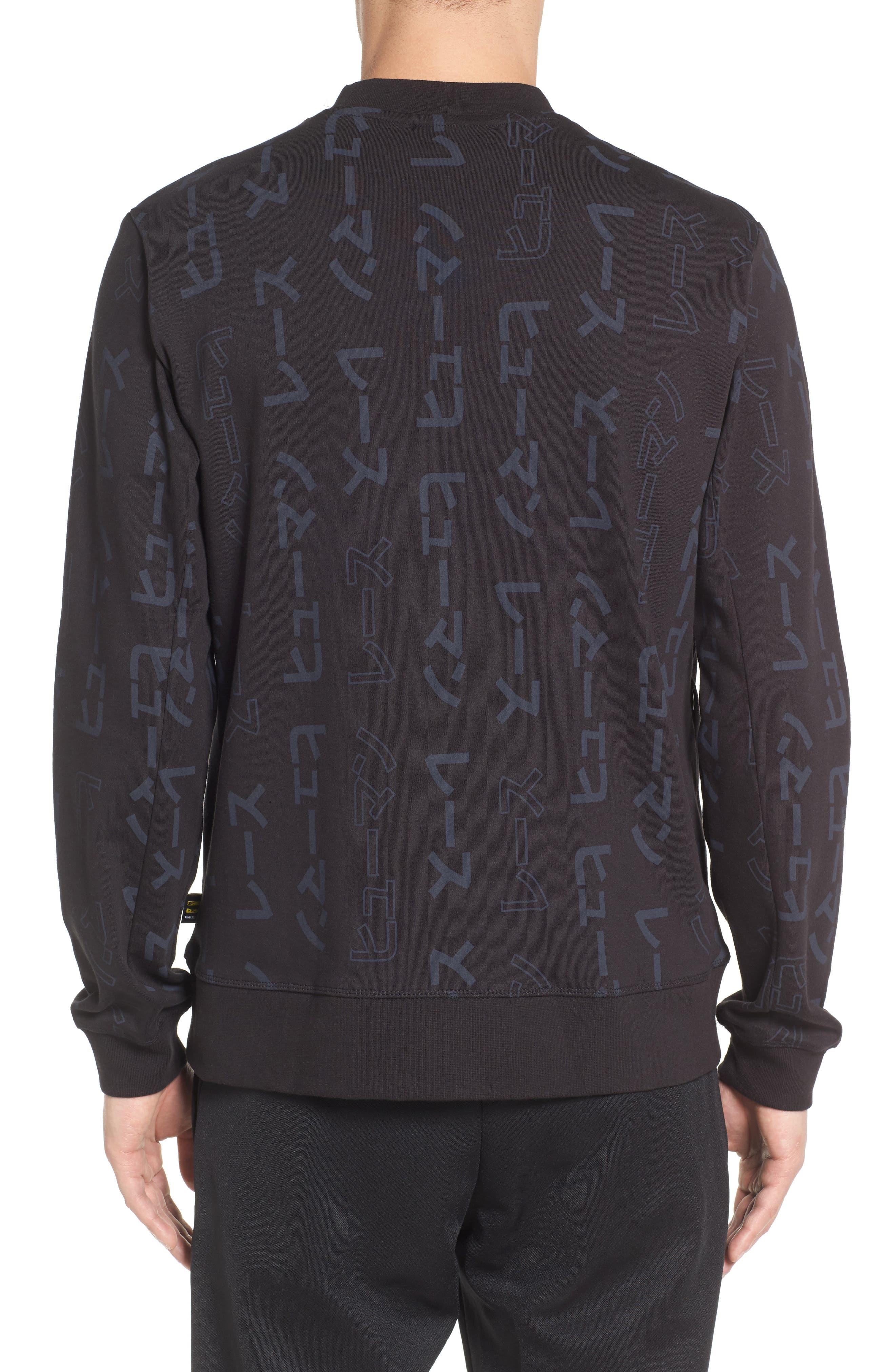 Alternate Image 2  - adidas Originals by Pharrell Williams HU Sweatshirt