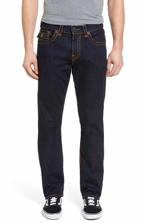 True Religion Brand Jeans Ricky Relaxed Fit Jeans (Body Rinse)
