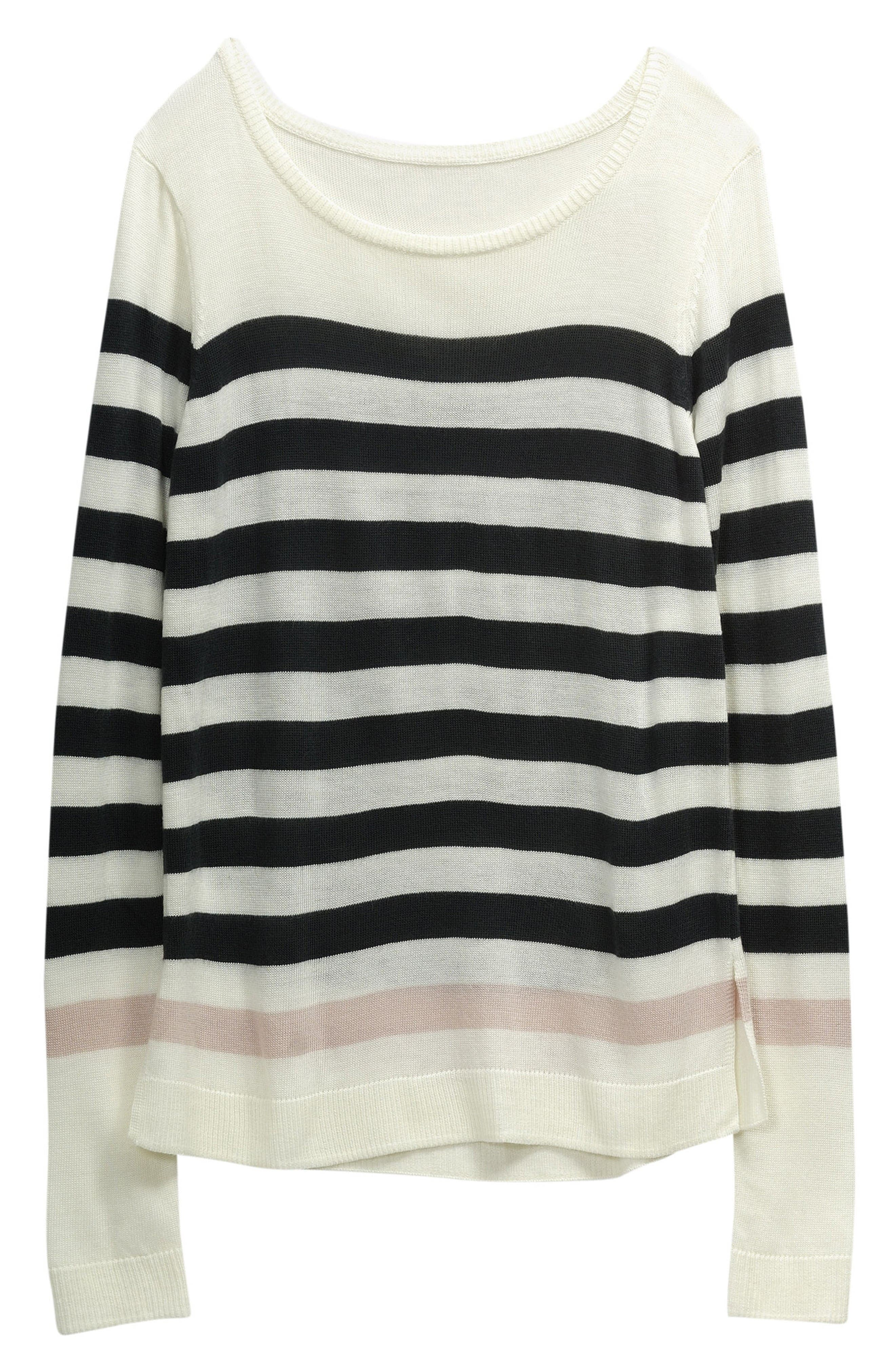 Maddie Stripe Sweater (Big Girls)