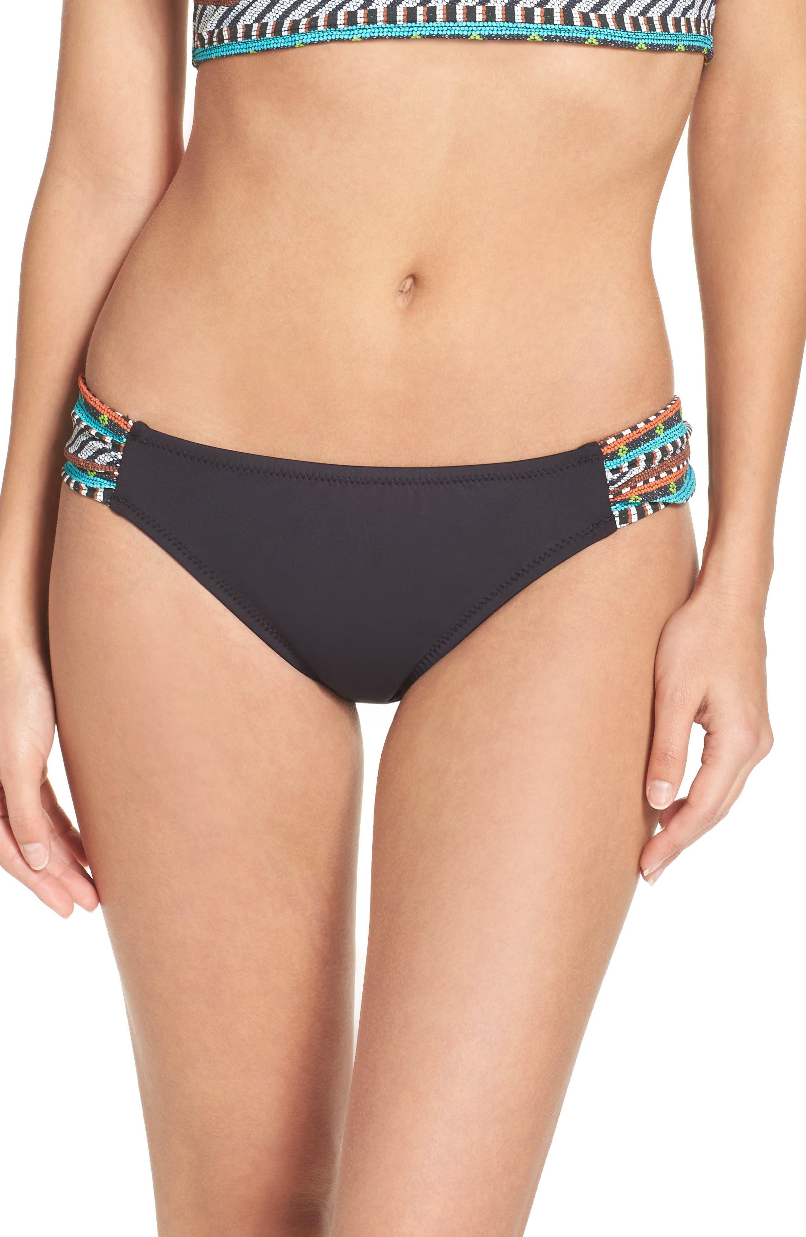 Nanette Lepore Siren Hipster Bikini Bottoms