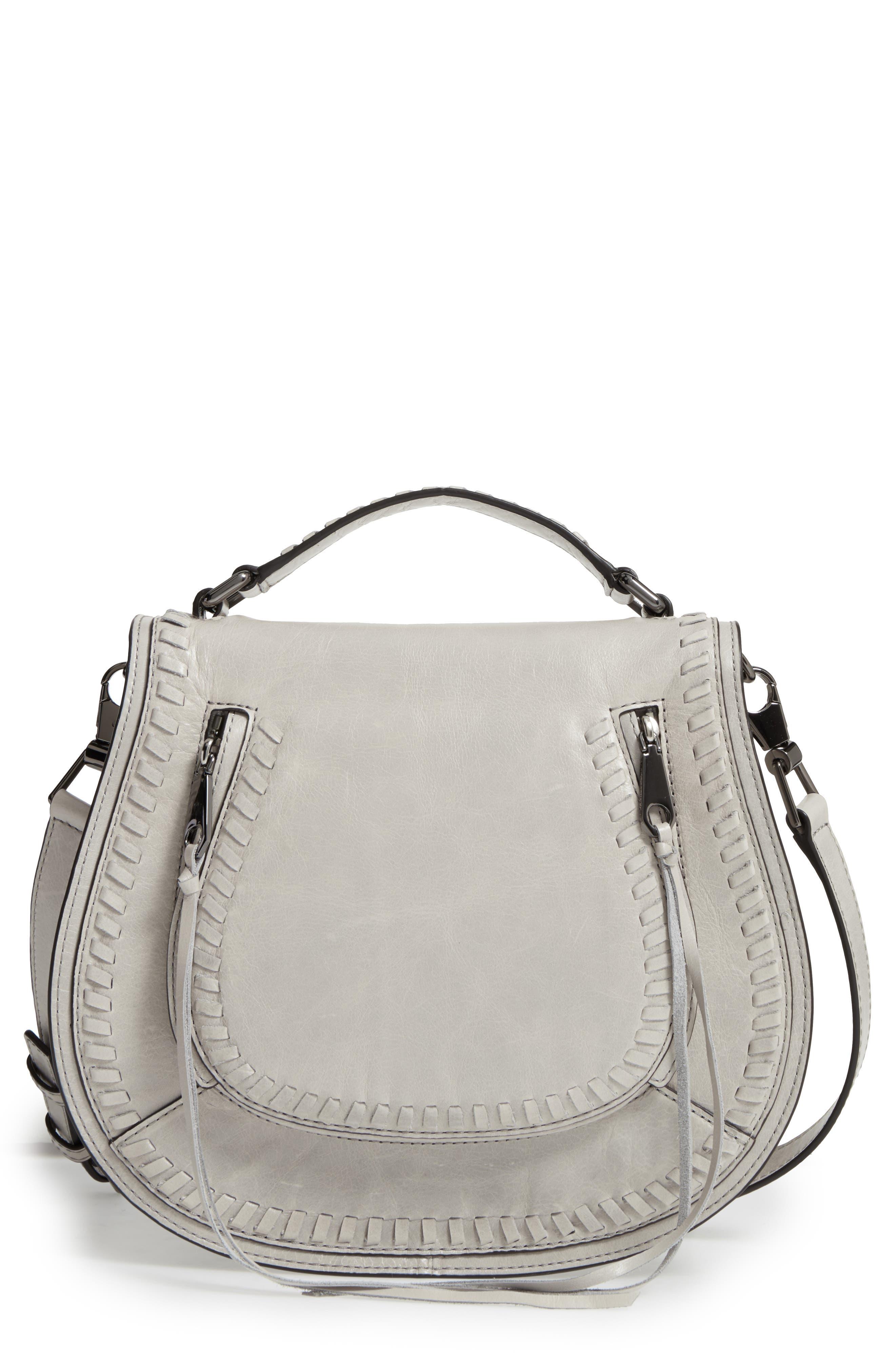 Main Image - Rebecca Minkoff Vanity Saddle Bag