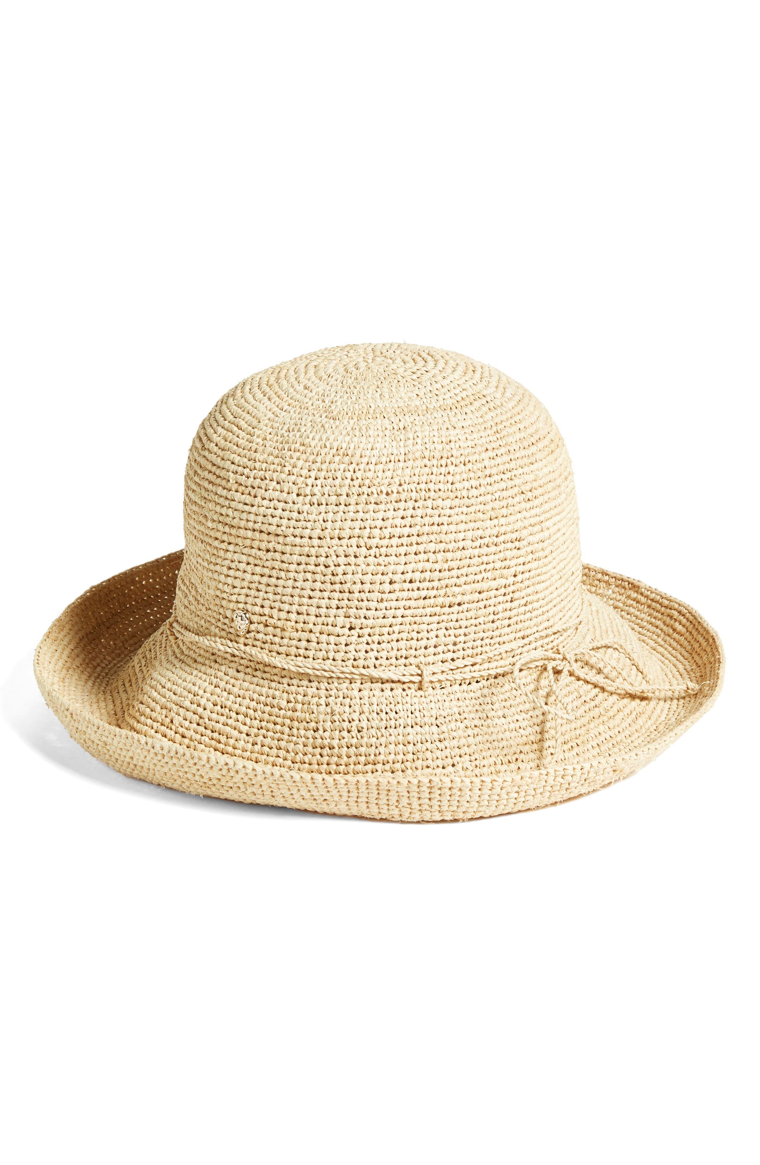 Alternate Image 2  - Helen Kaminski '9 Villa' Raffia Straw Hat