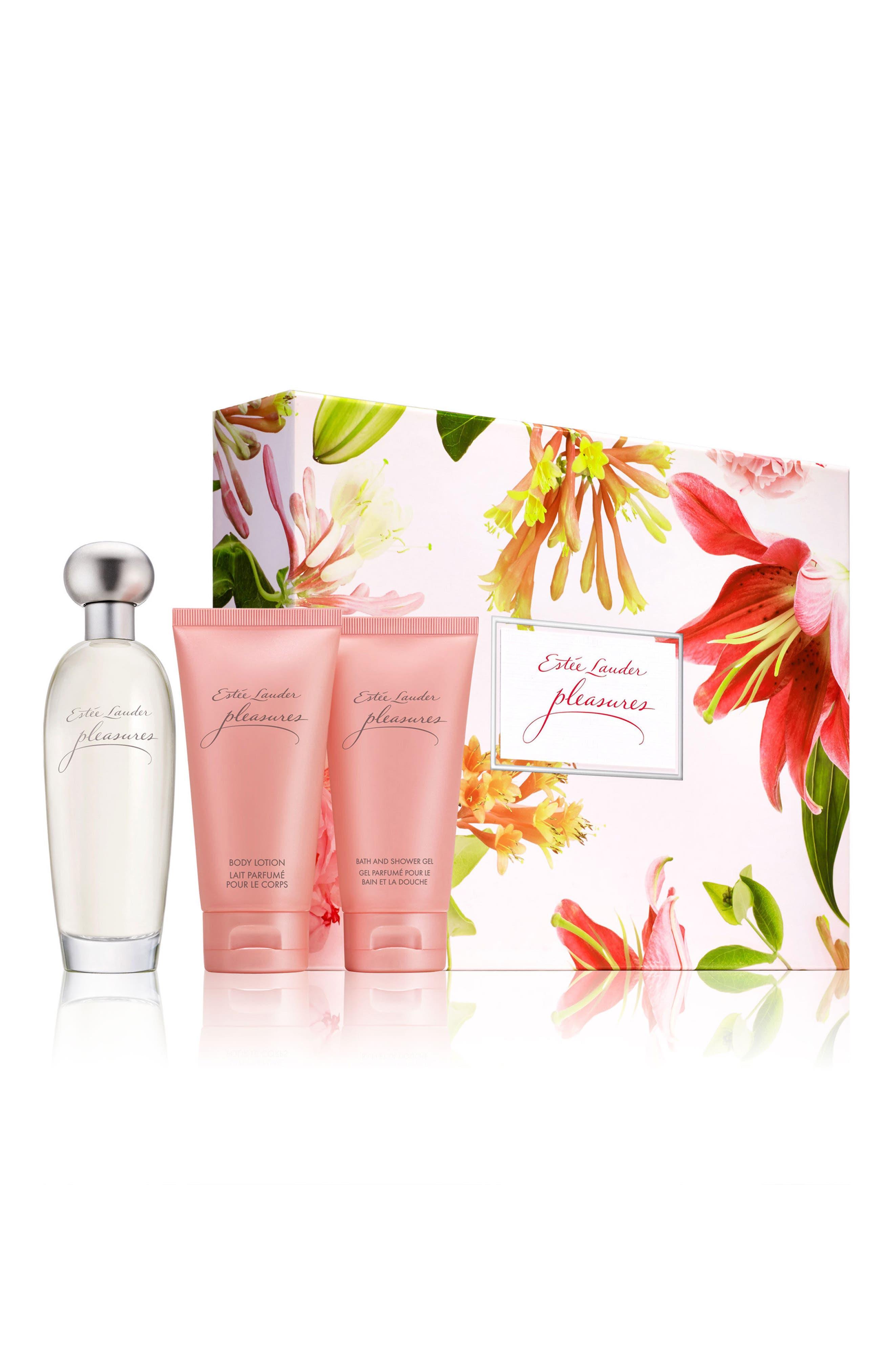 Estée Lauder pleasures Simple Moments Set (Limited Edition)
