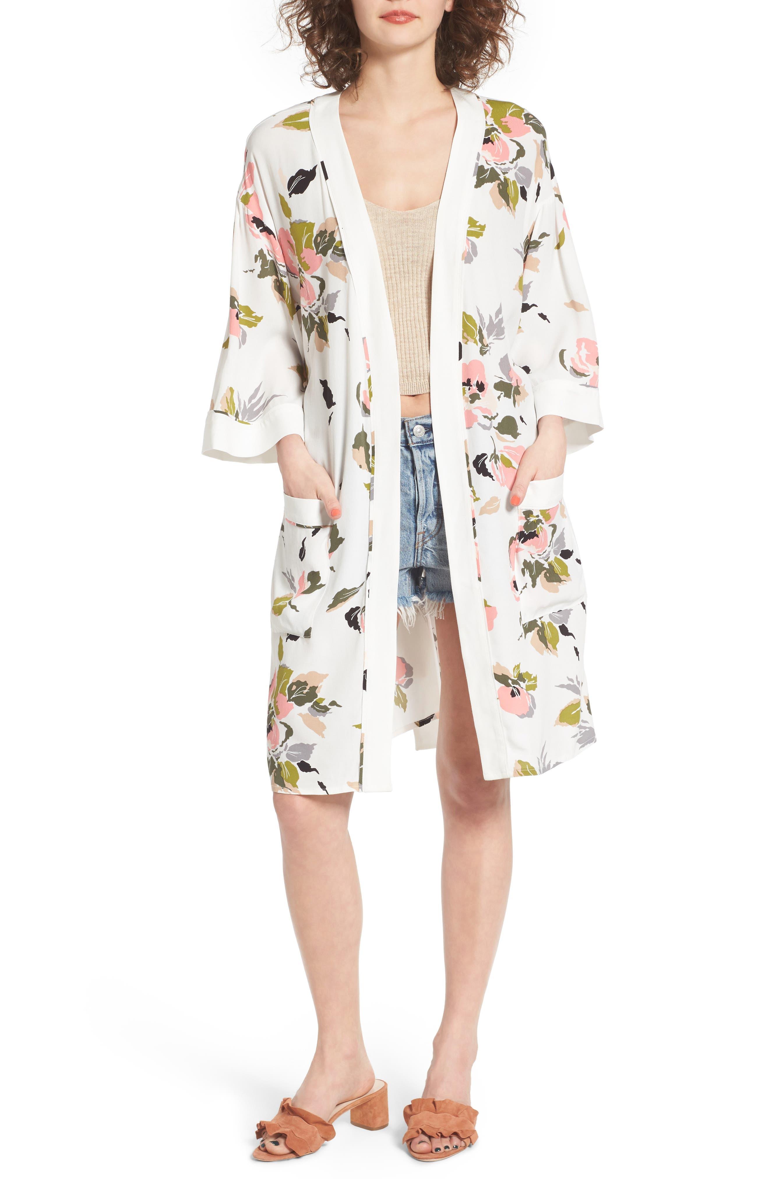 Leith Kimono Jacket