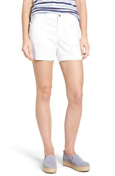 White Shorts for Women   Nordstrom