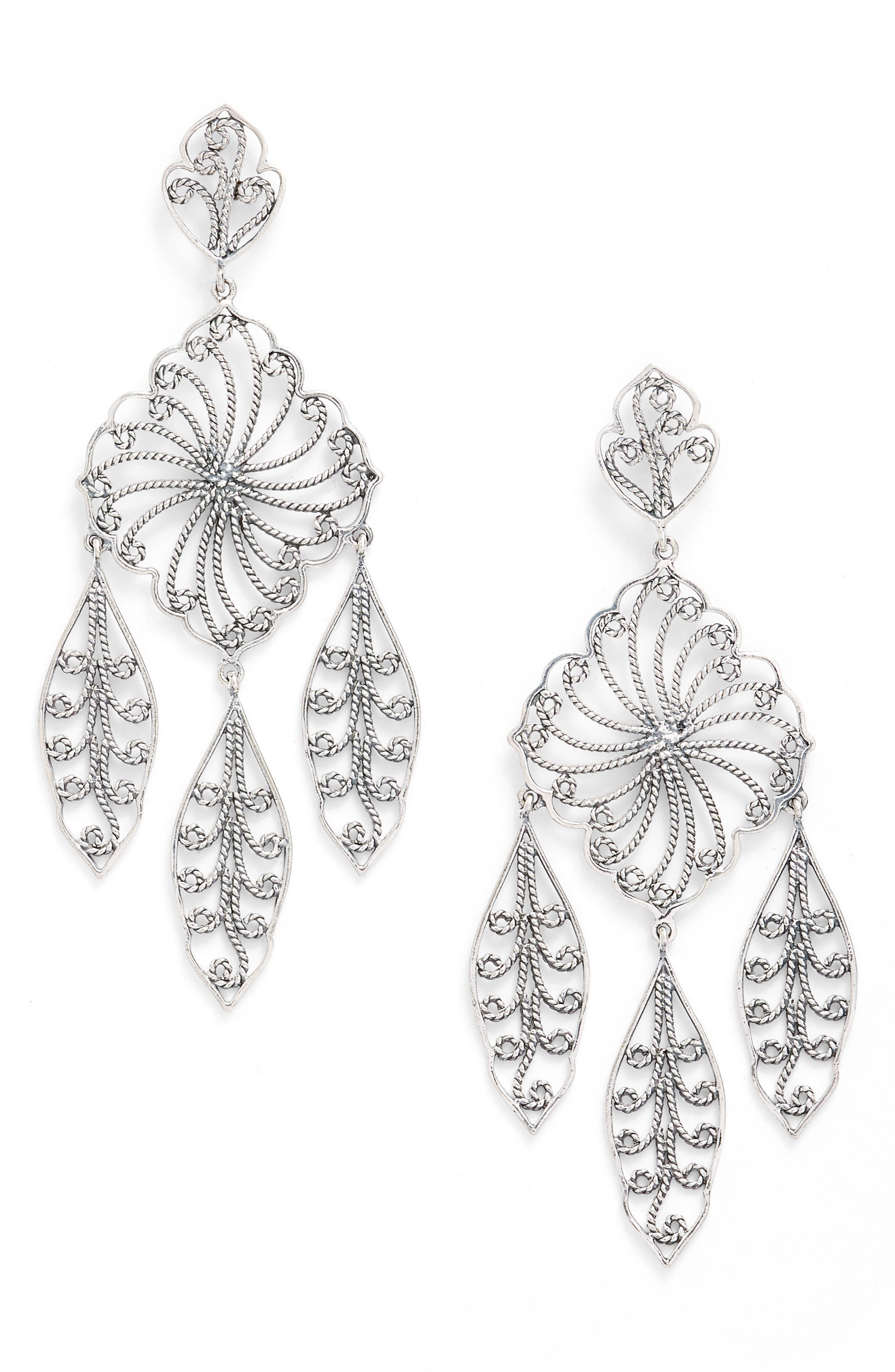 Argento Vivo Statement Earrings For Women Nordstrom