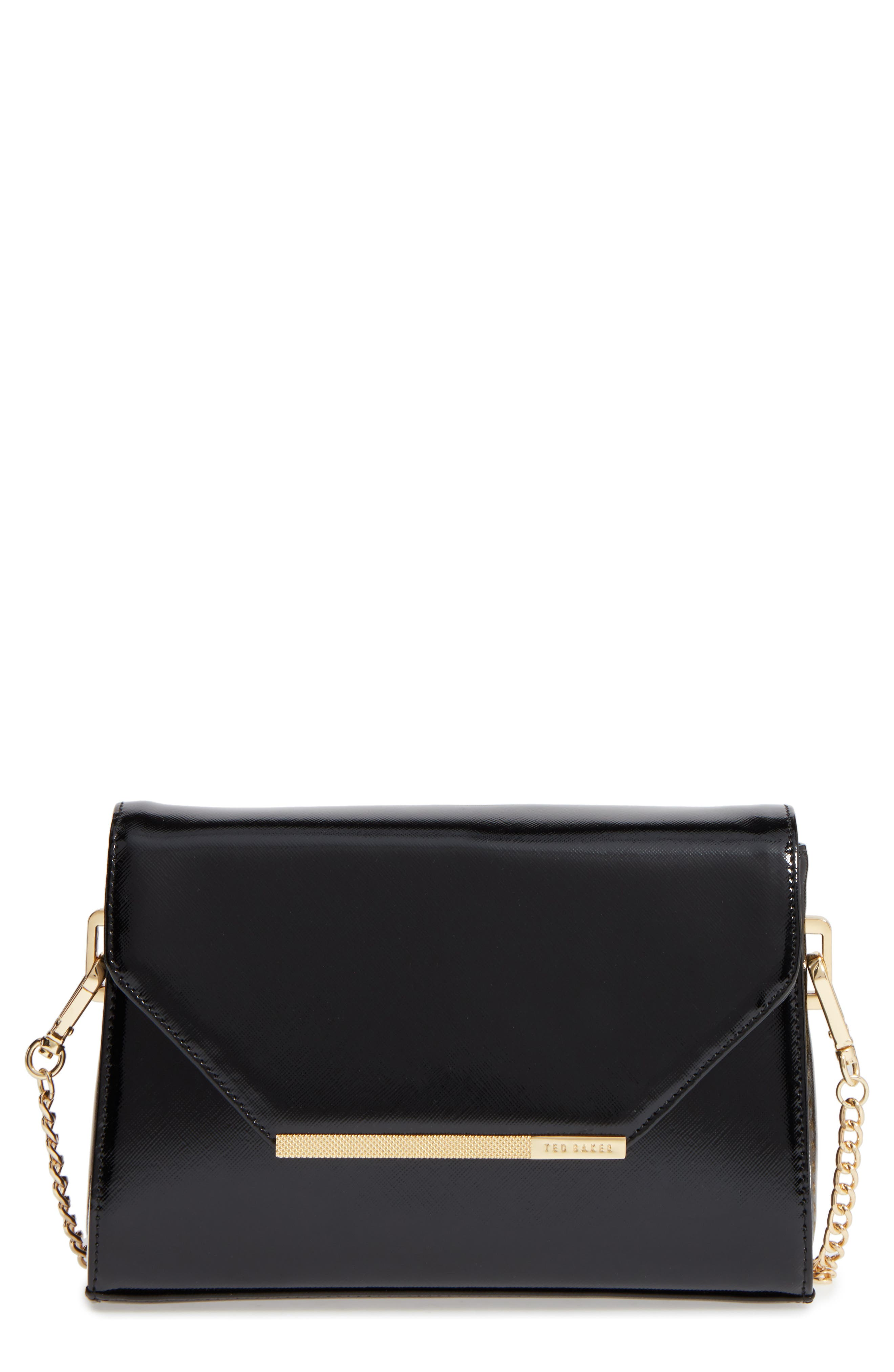 Alternate Image 1 Selected - Ted Baker London Faux Leather Crossbody Bag