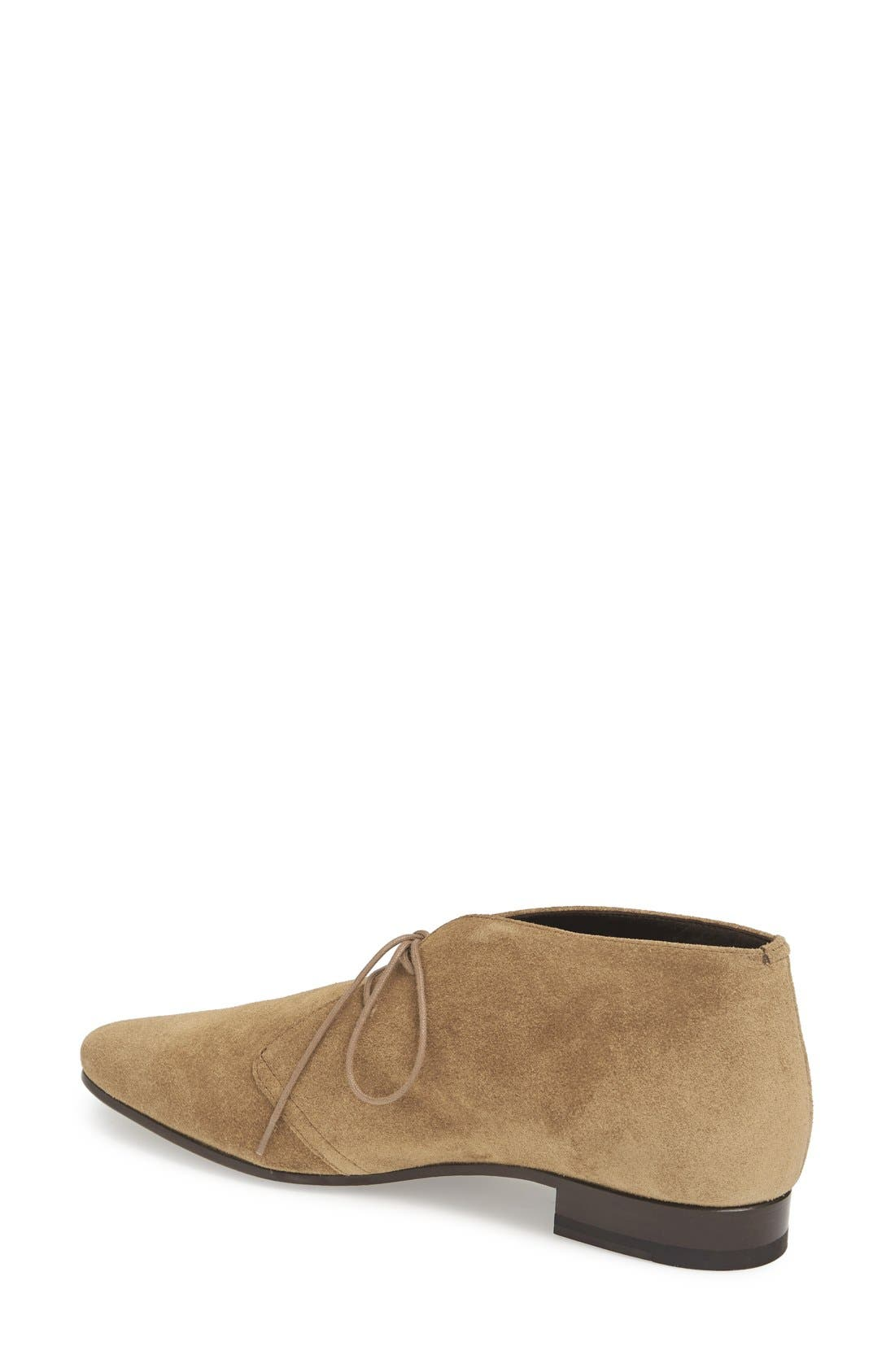 Alternate Image 2  - Saint Laurent 'Lulu' Suede Bootie (Women)