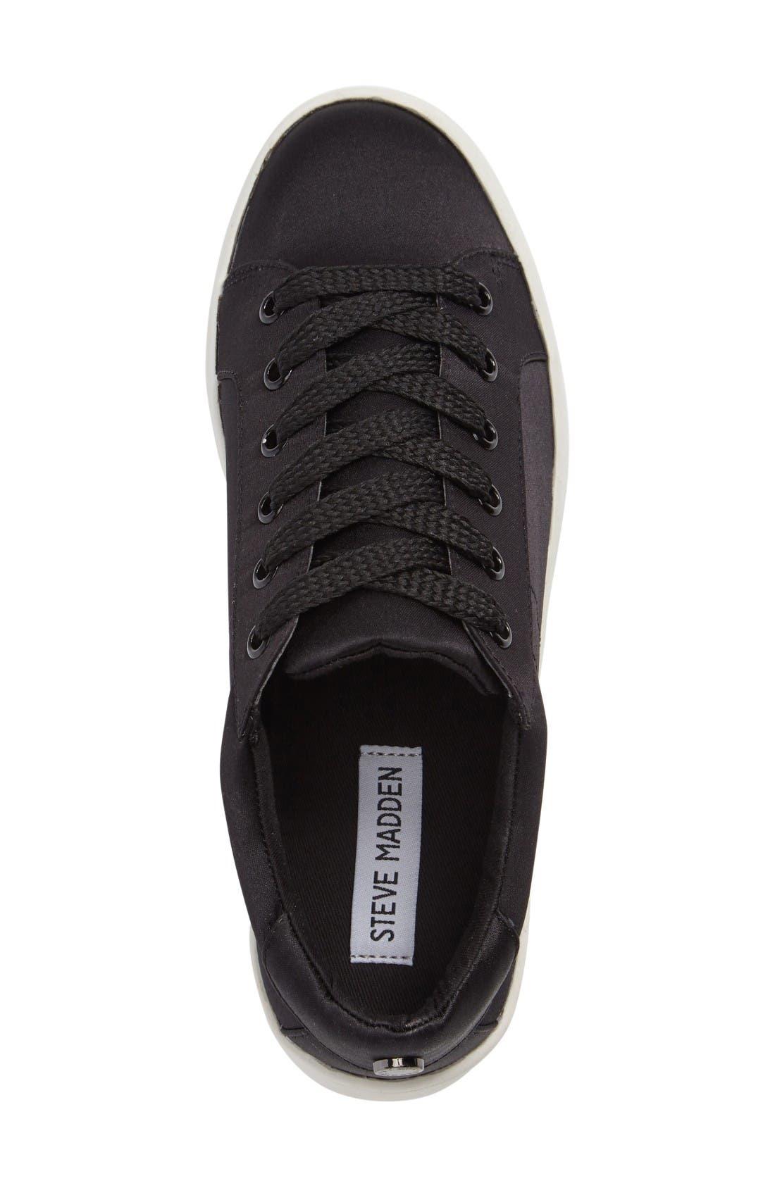 Alternate Image 3  - Steve Madden Bertie-S Platform Sneaker (Women)