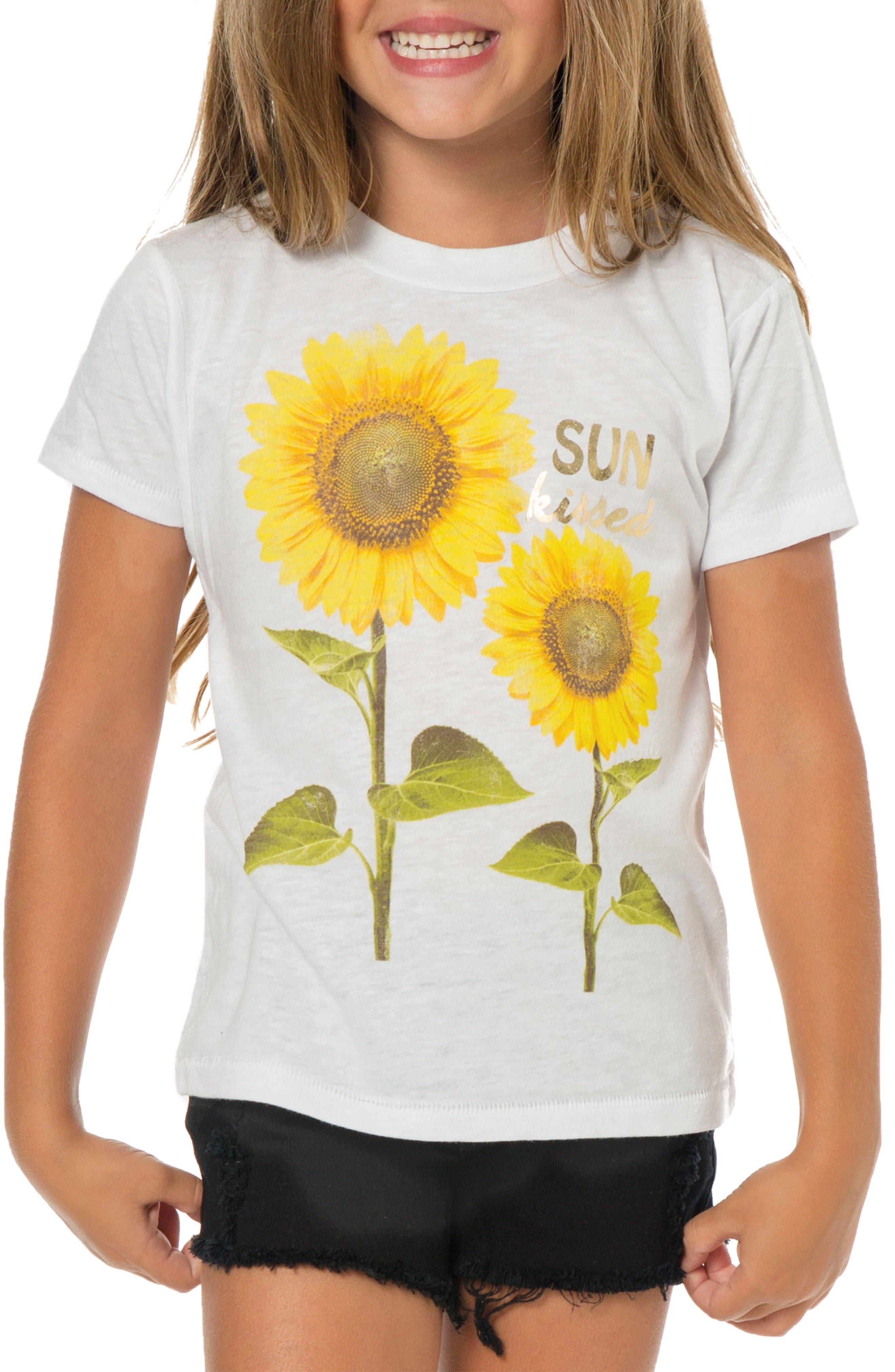 O'Neill Sunny Graphic Tee (Toddler Girls & Little Girls)