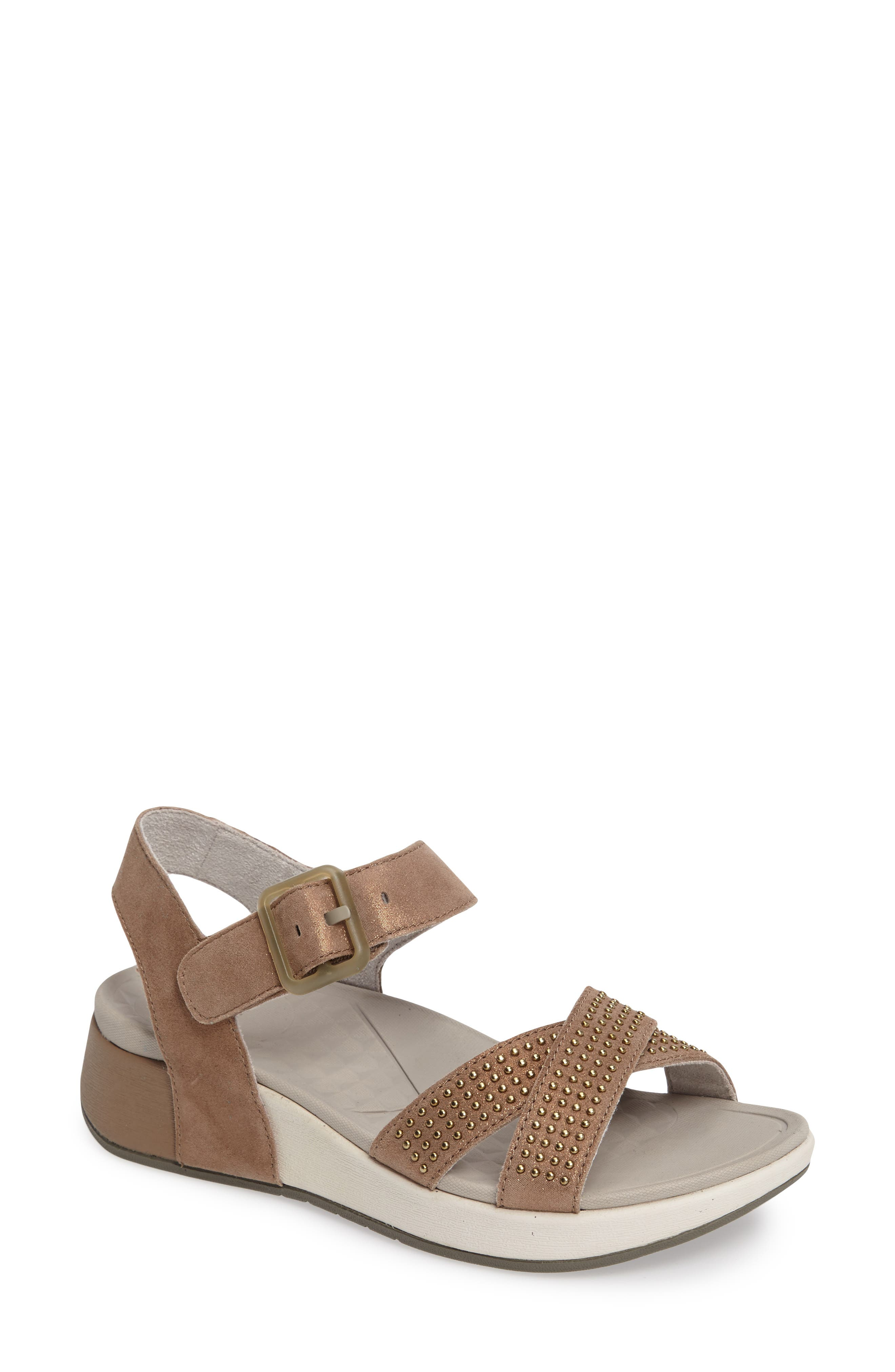 Dansko Cindy Studded Sandal (Women)