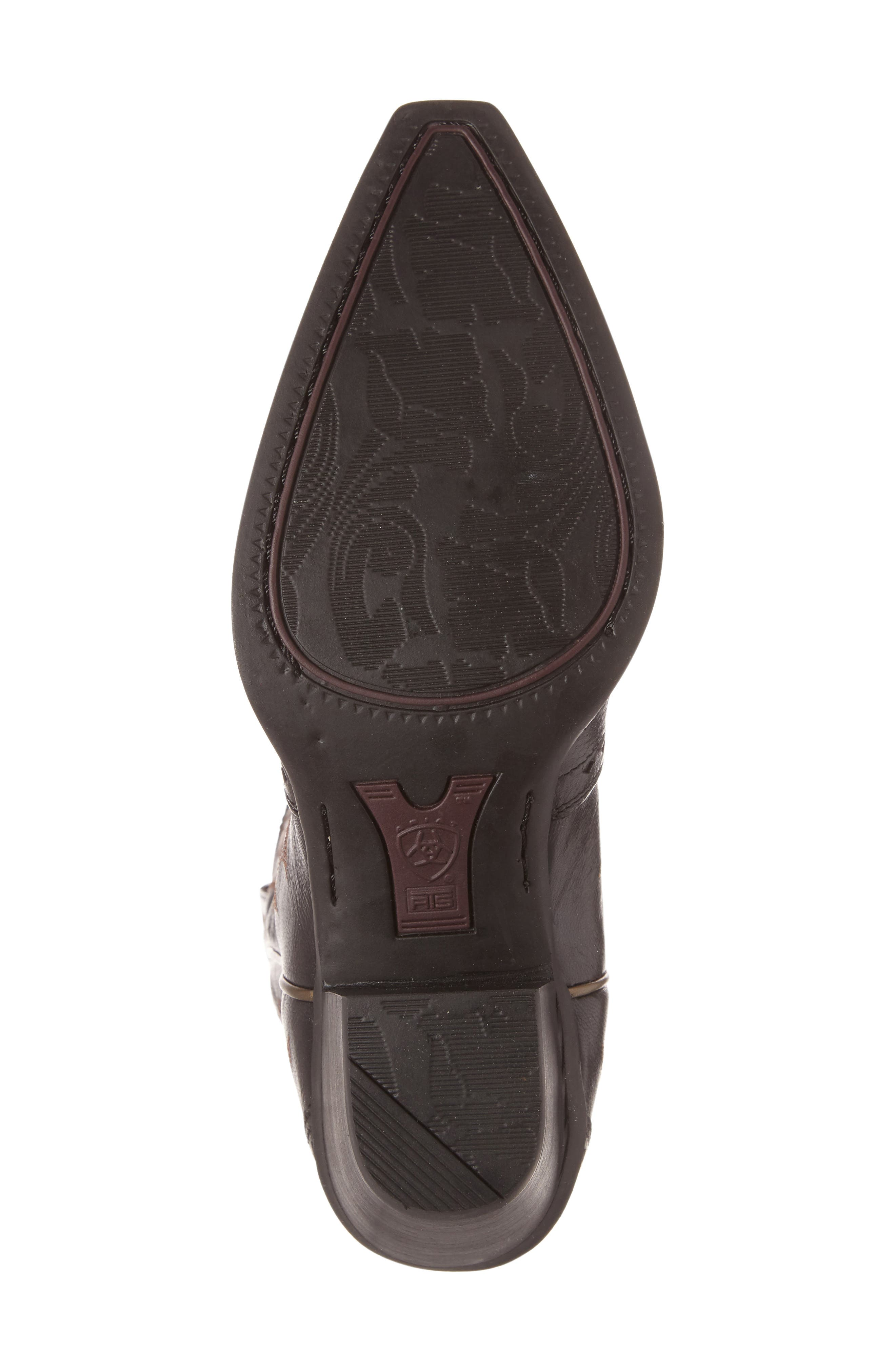 Alternate Image 4  - Ariat 'Western Heritage X Toe' Boot