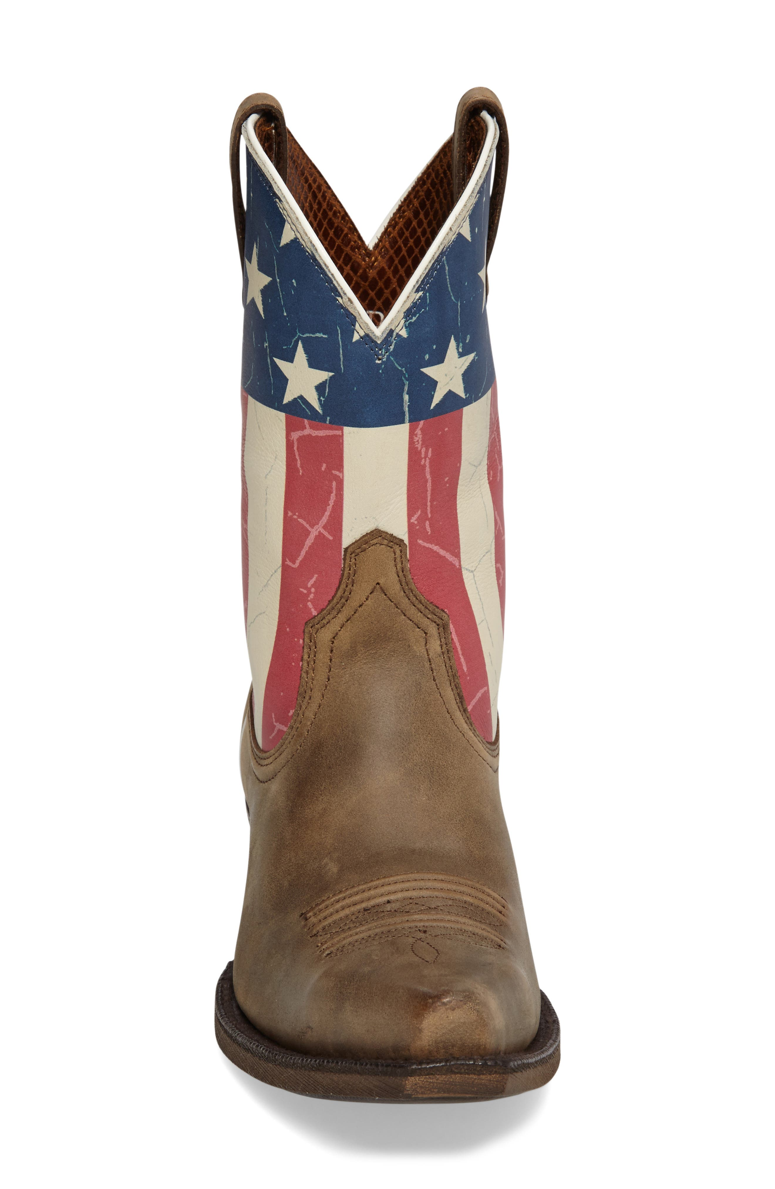 Alternate Image 3  - Ariat Old Glory Western Boot (Women)