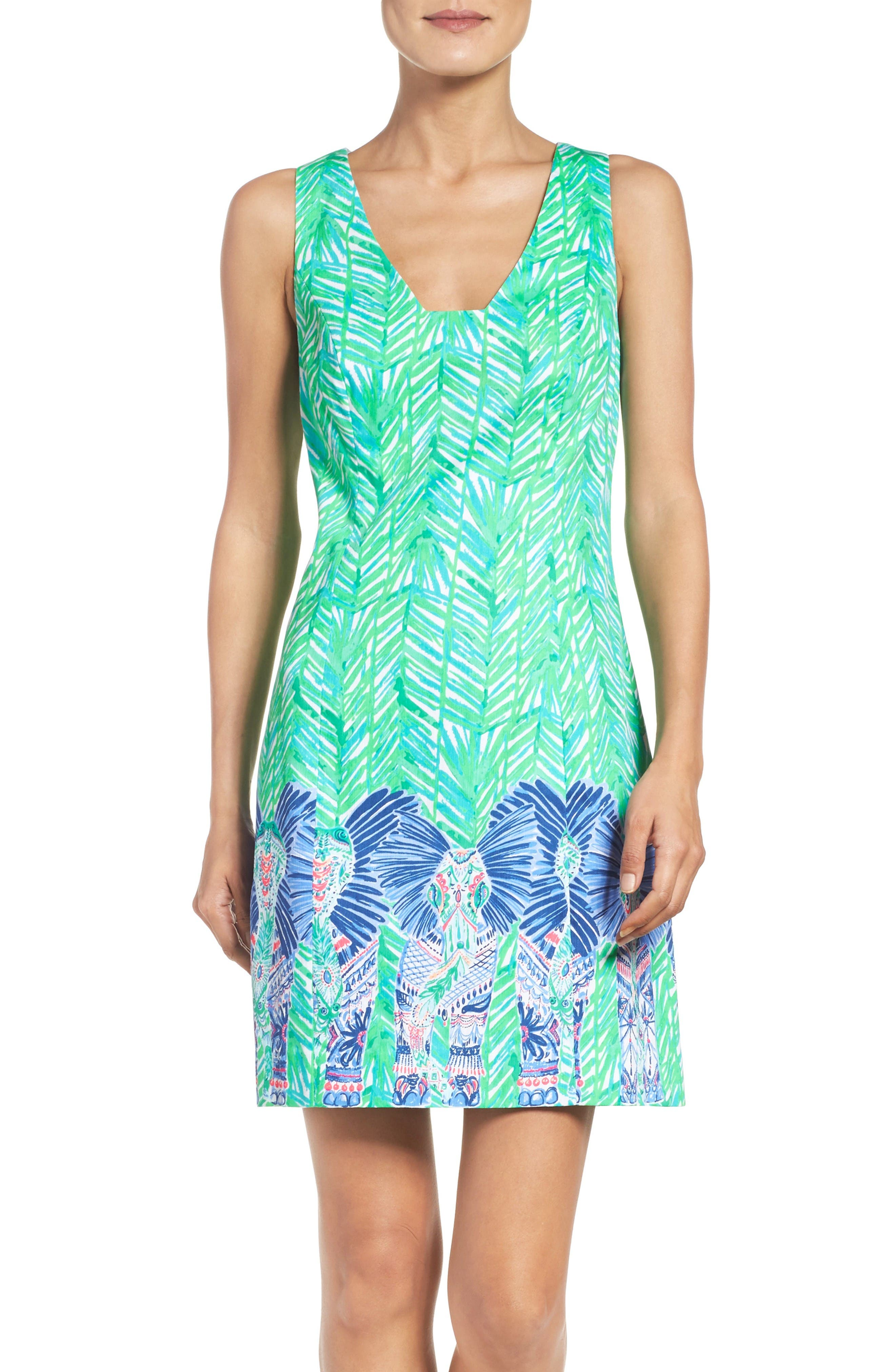 Alternate Image 1 Selected - Lilly Pulitzer® Tandie Sheath Dress