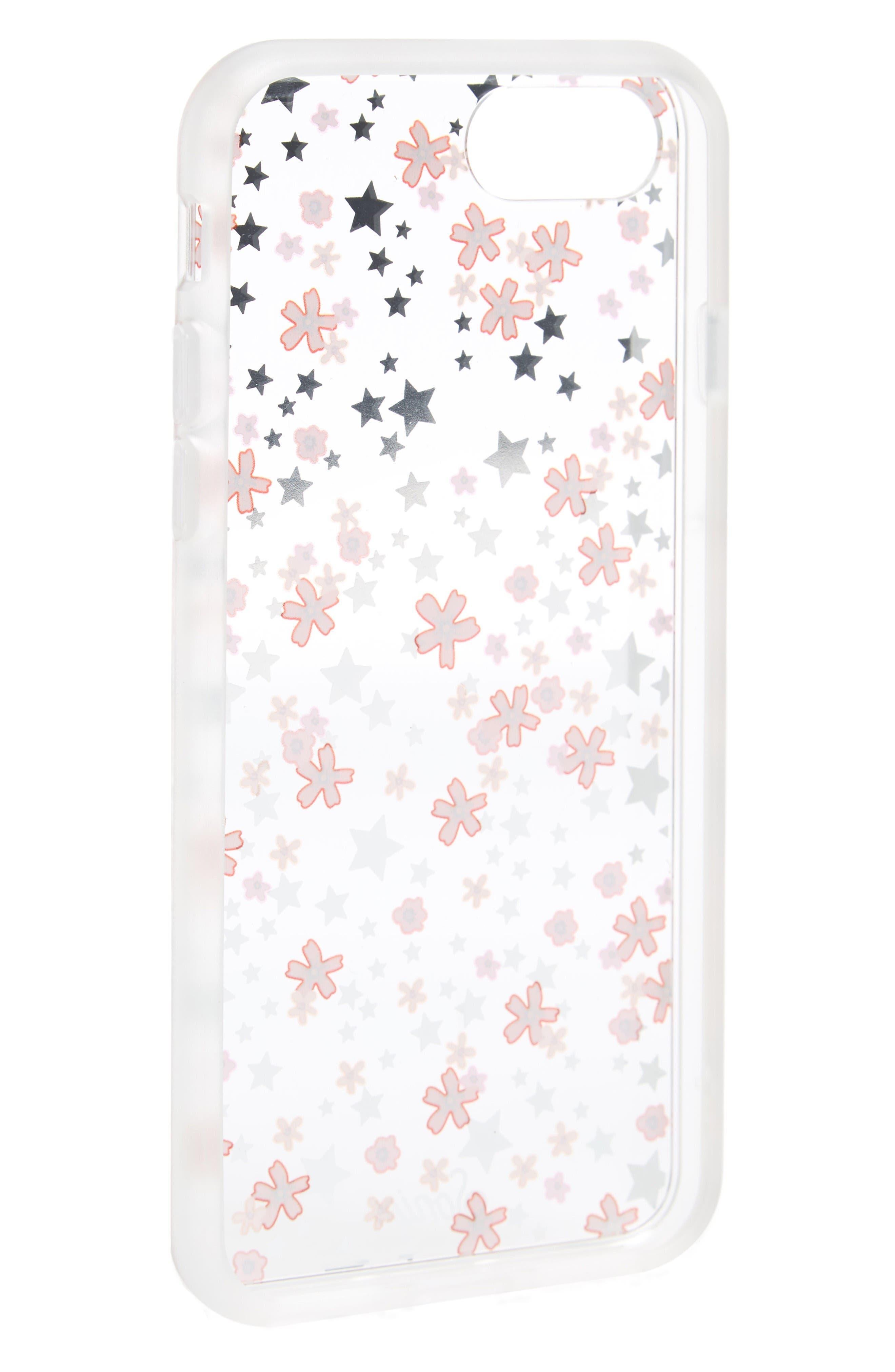 Alternate Image 2  - Sonix Floral Bunch iPhone Case (7 & 7 Plus)