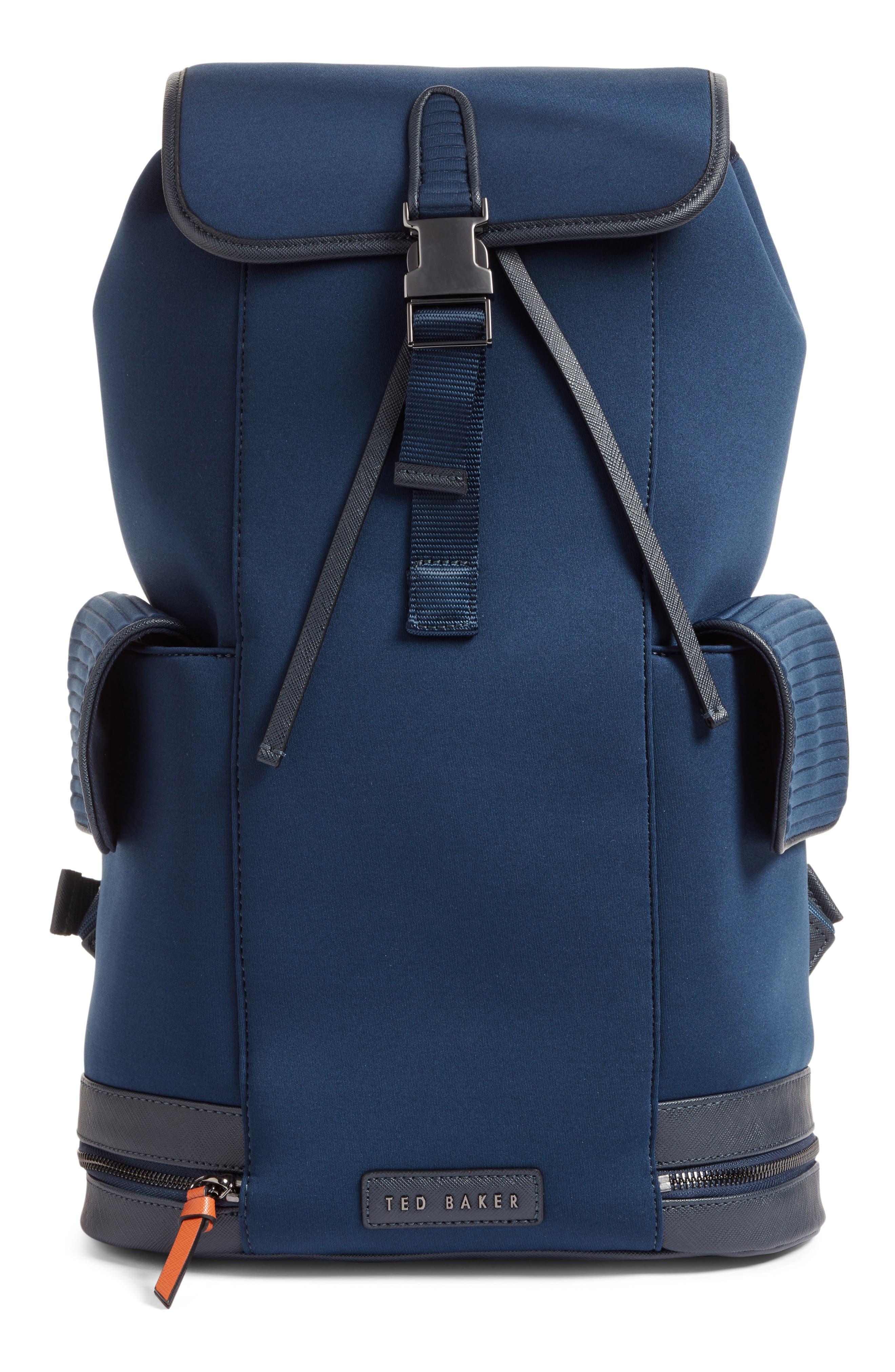 Ted Baker London Sportzi Neoprene Backpack
