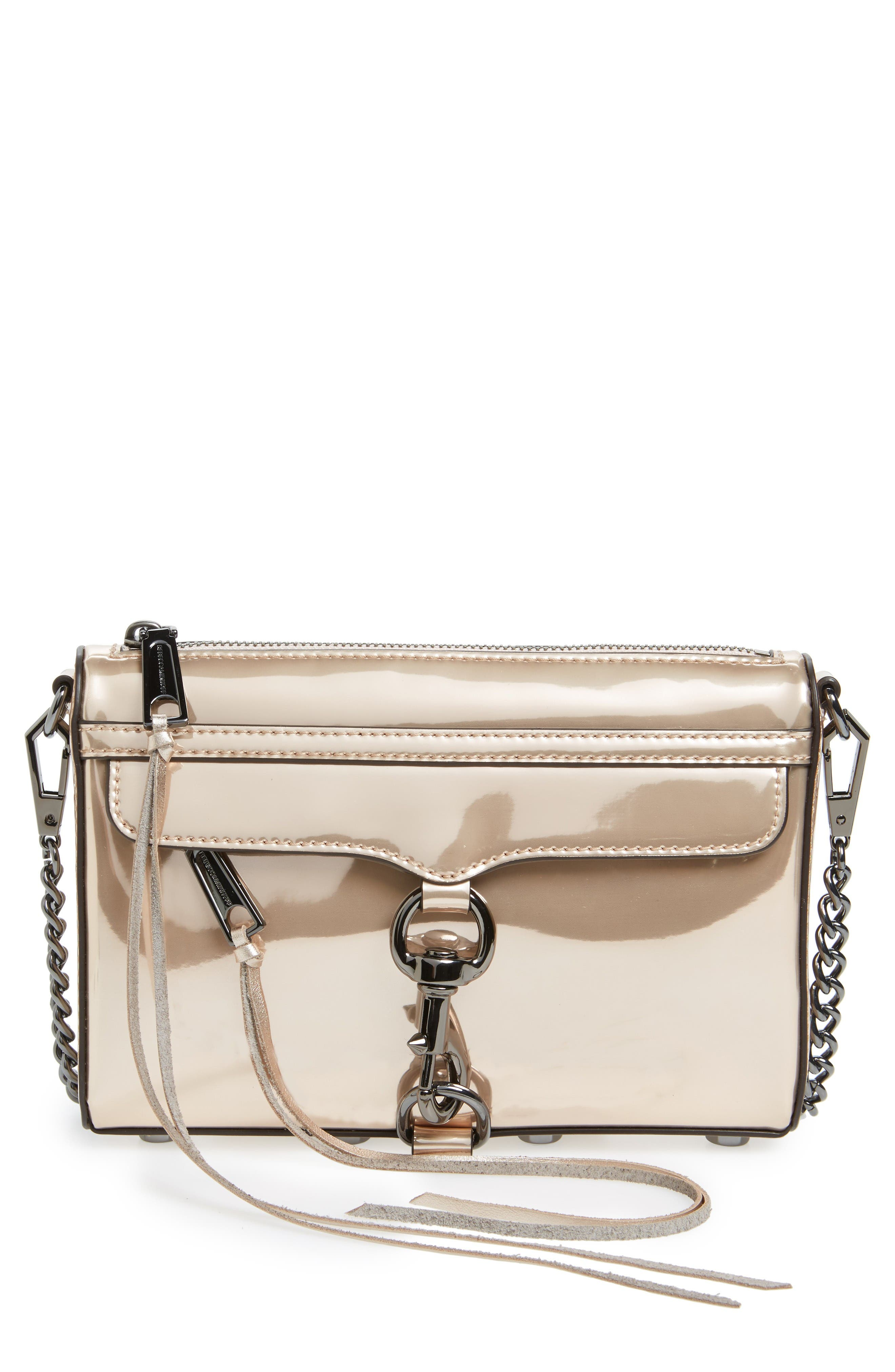 Main Image - Rebecca Minkoff Mini MAC Convertible Crossbody Bag