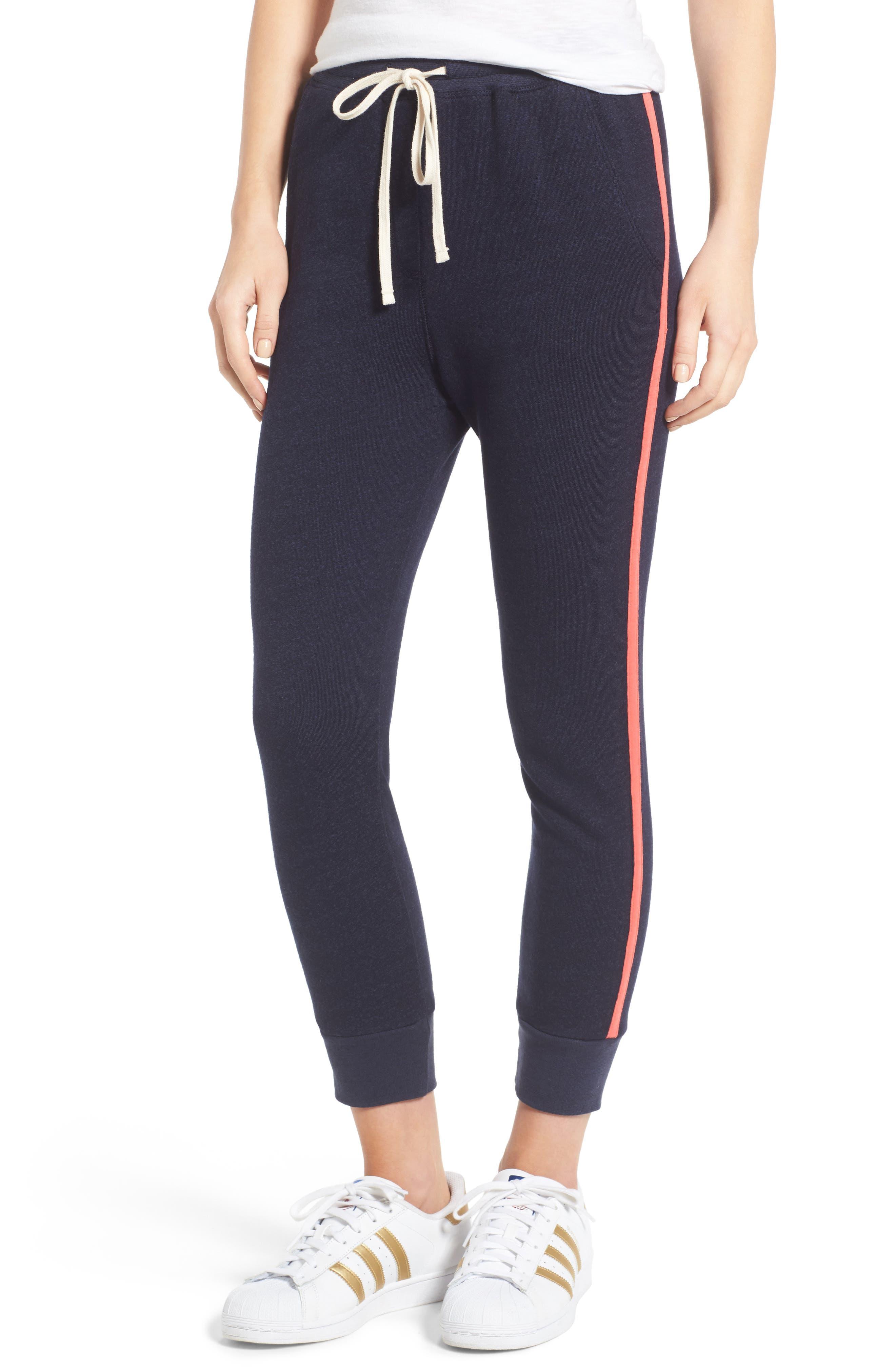 SUNDRY Side Stripe Jogger Pants