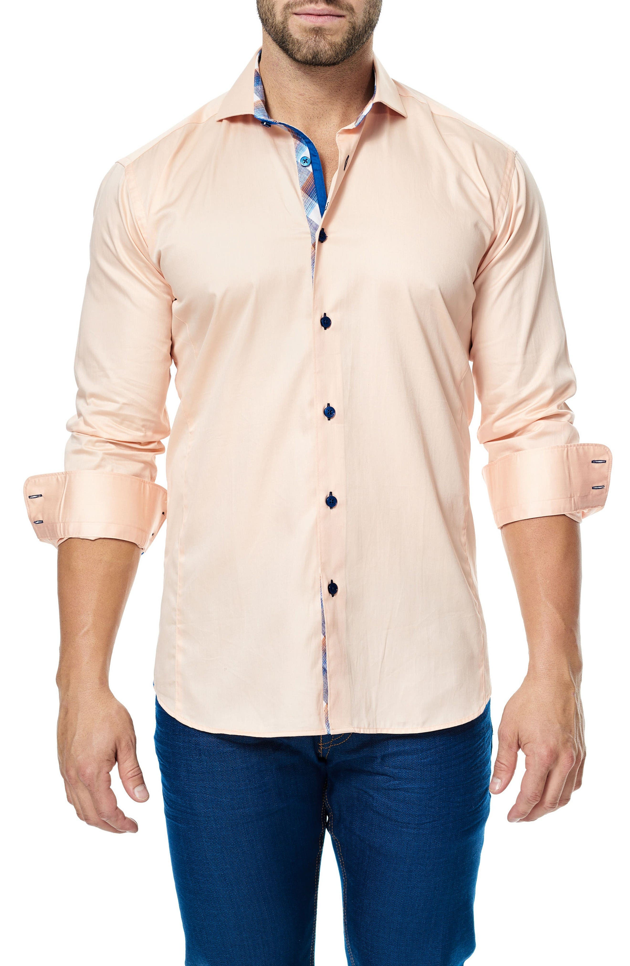 Maceoo Wall Street Sport Shirt