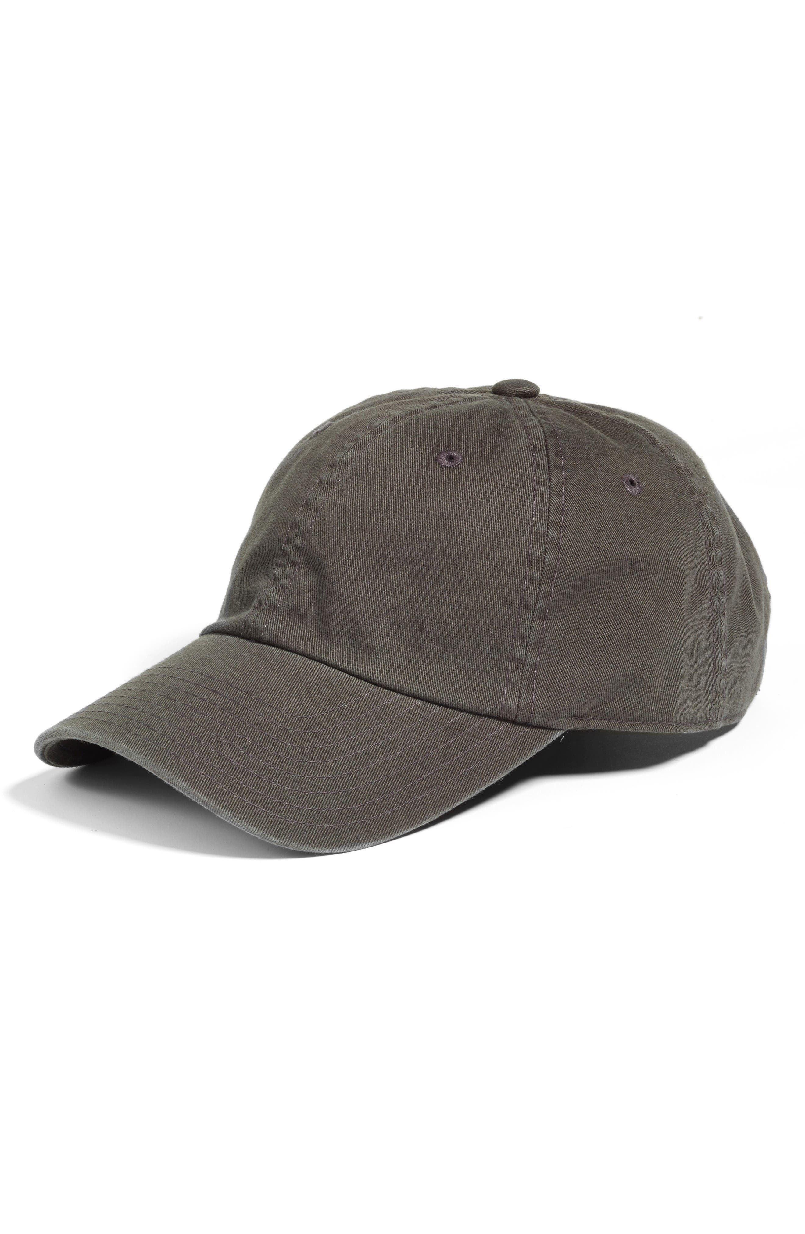 Alternate Image 1 Selected - American Needle Washed Cotton Baseball Cap