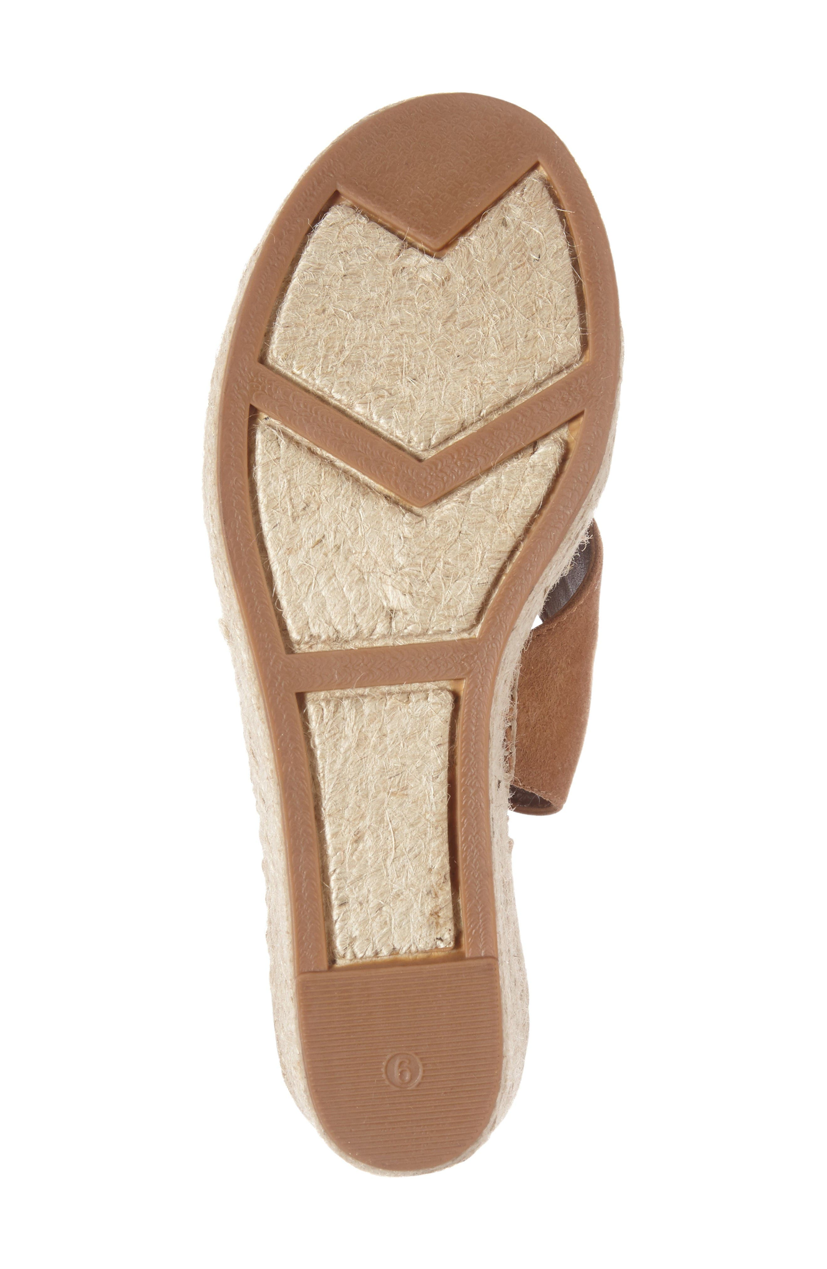 Alternate Image 4  - Marc Fisher LTD Andira Platform Wedge Sandal (Women)