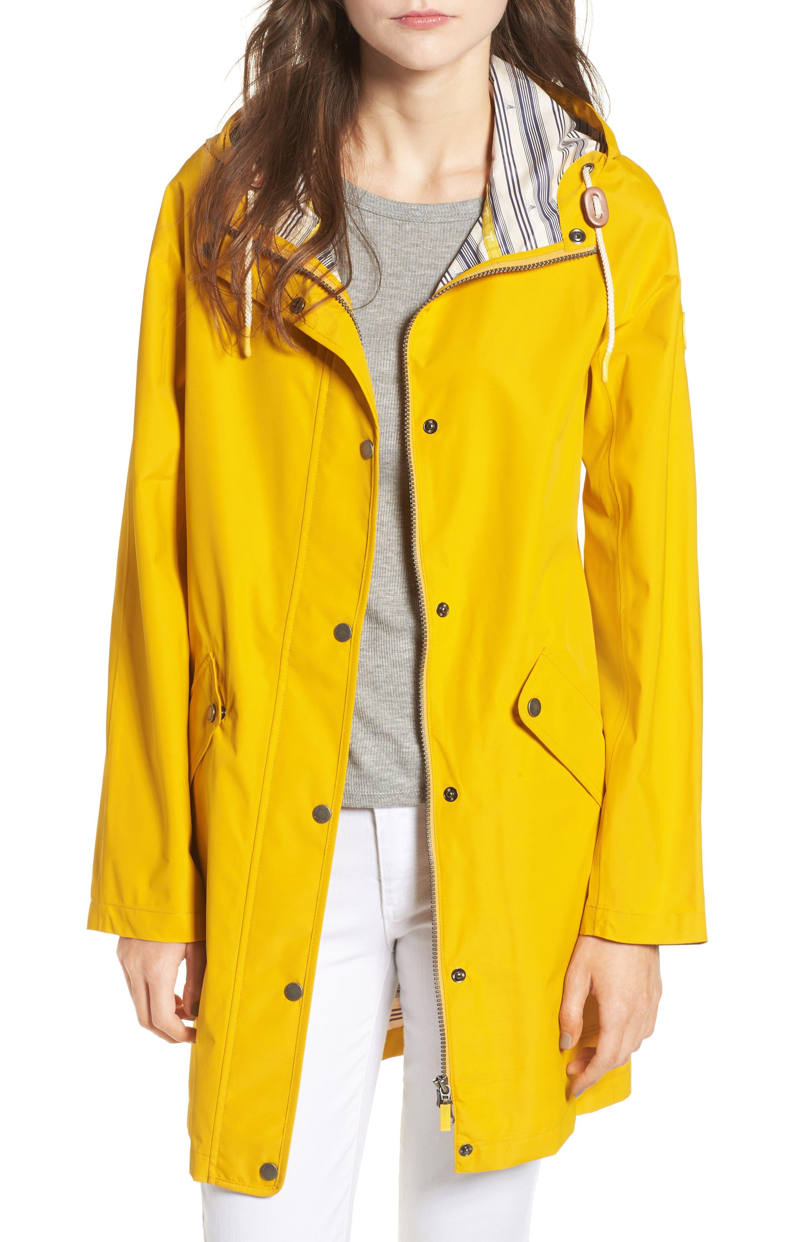 Barbour Pegmatite Waterproof Hooded Raincoat