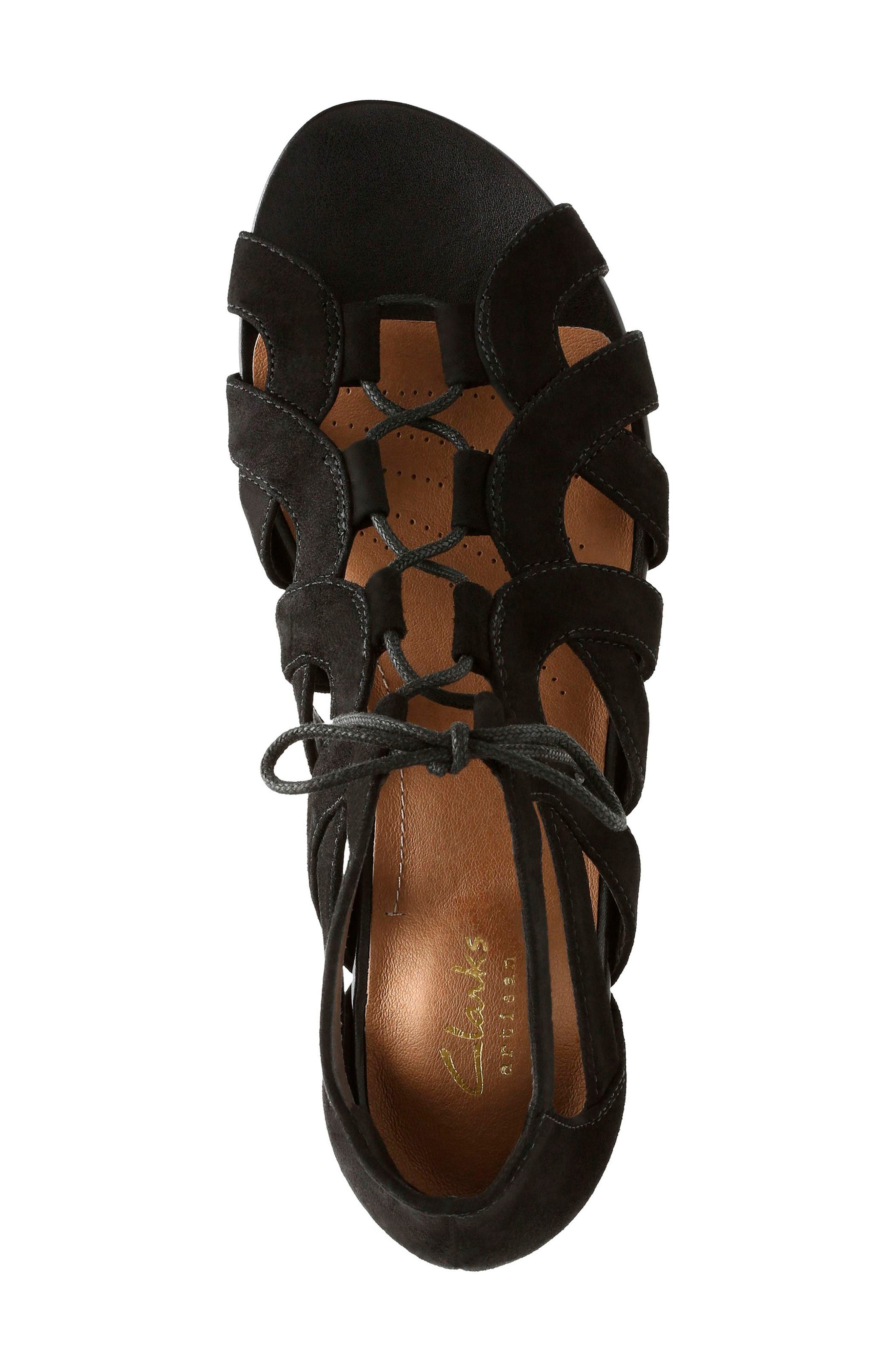 Alternate Image 3  - Clarks® Parram Lux Sandal (Women)