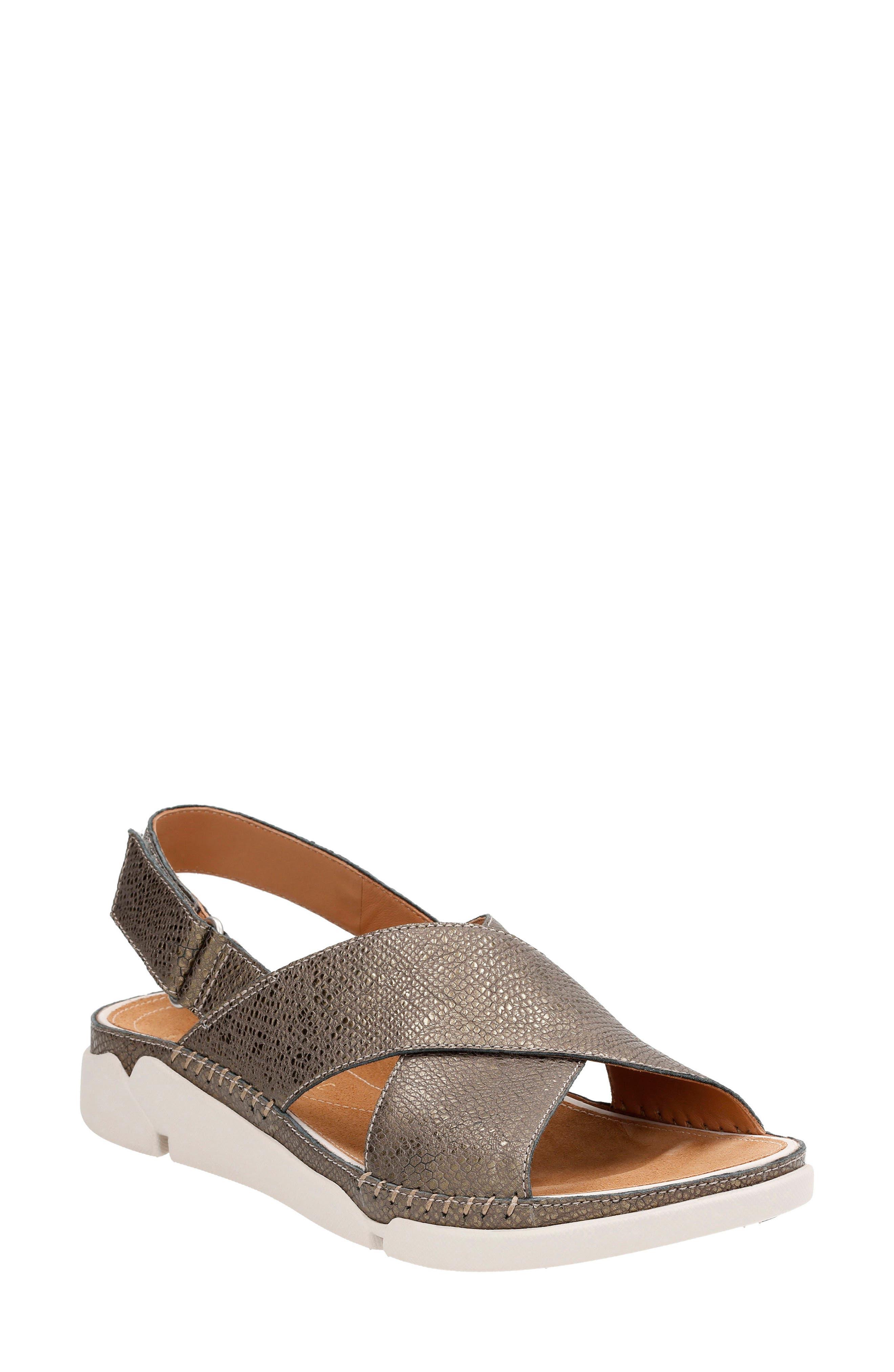 CLARKS® 'Tri Alexia' Sandal