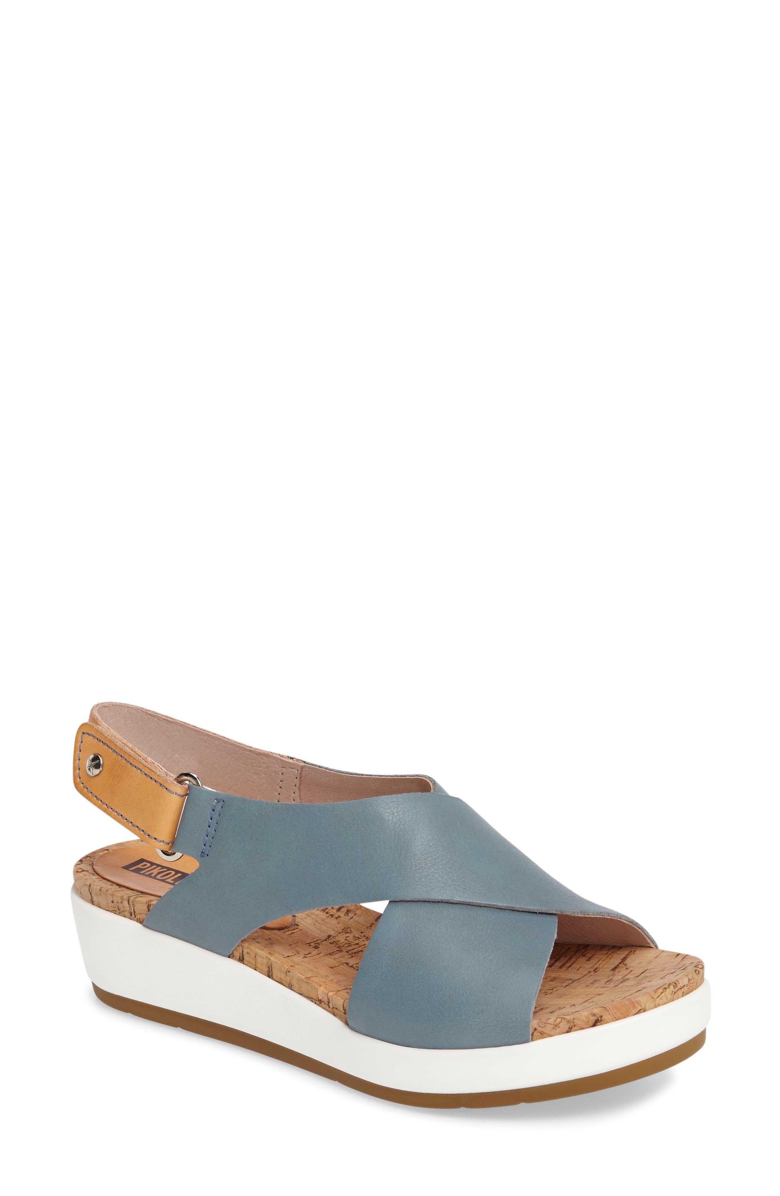 Main Image - PIKOLINOS 'Mykonos' Platform Sandal (Women)