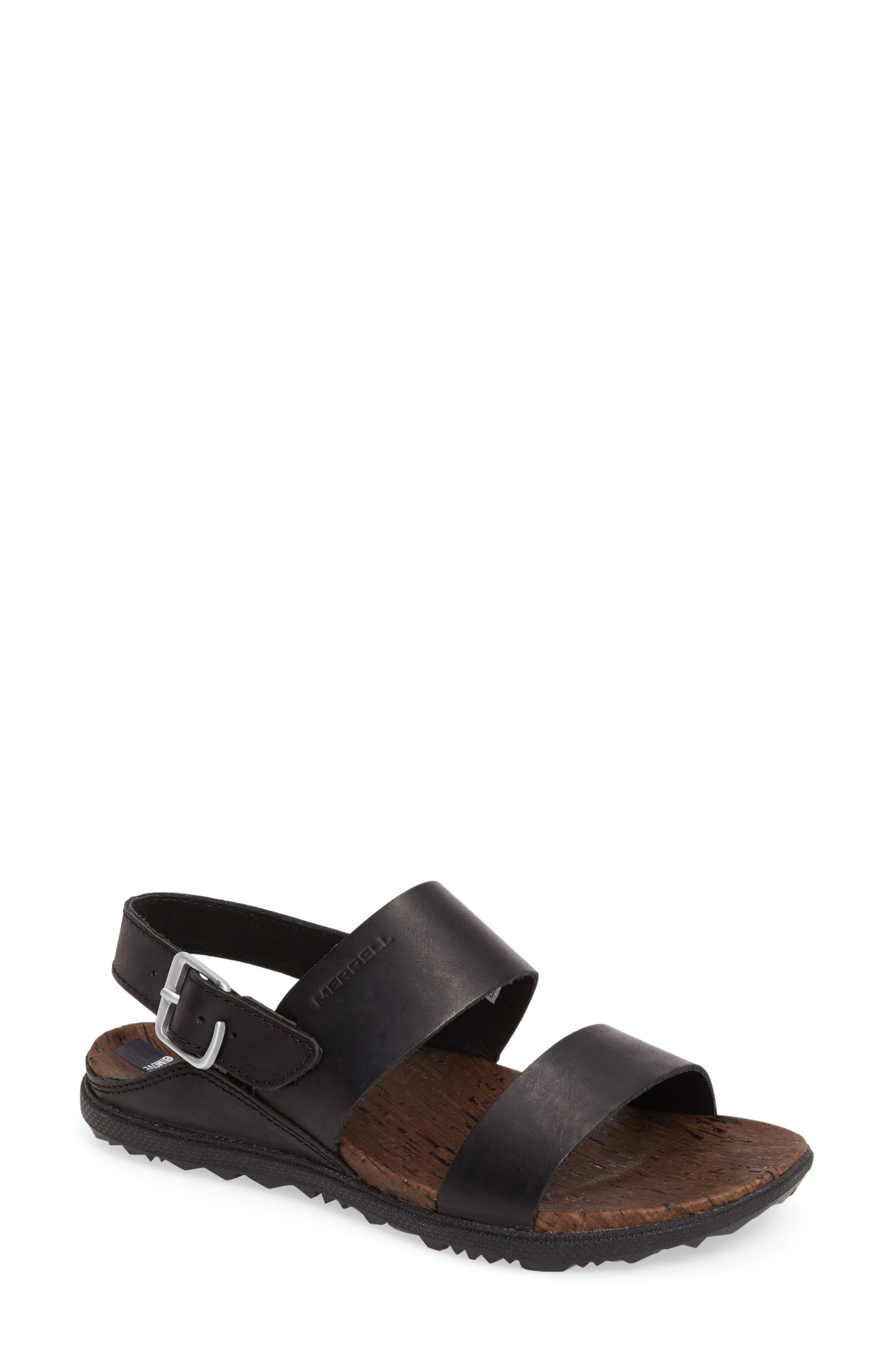 MERRELL 'Around Town' Slingback Sandal