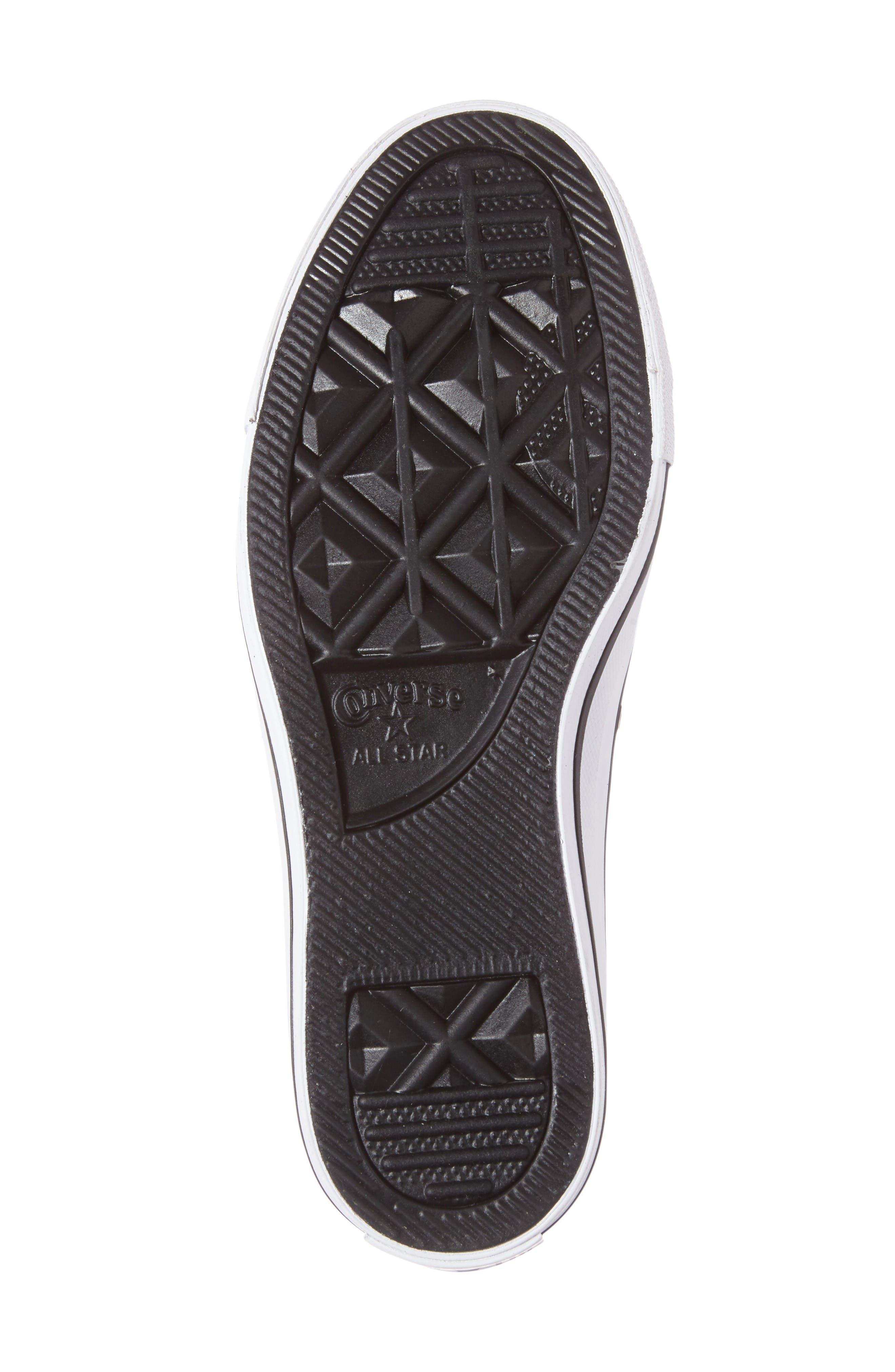 Alternate Image 4  - Converse Chuck Taylor® All Star® Shoreline Low Top Sneaker (Women)