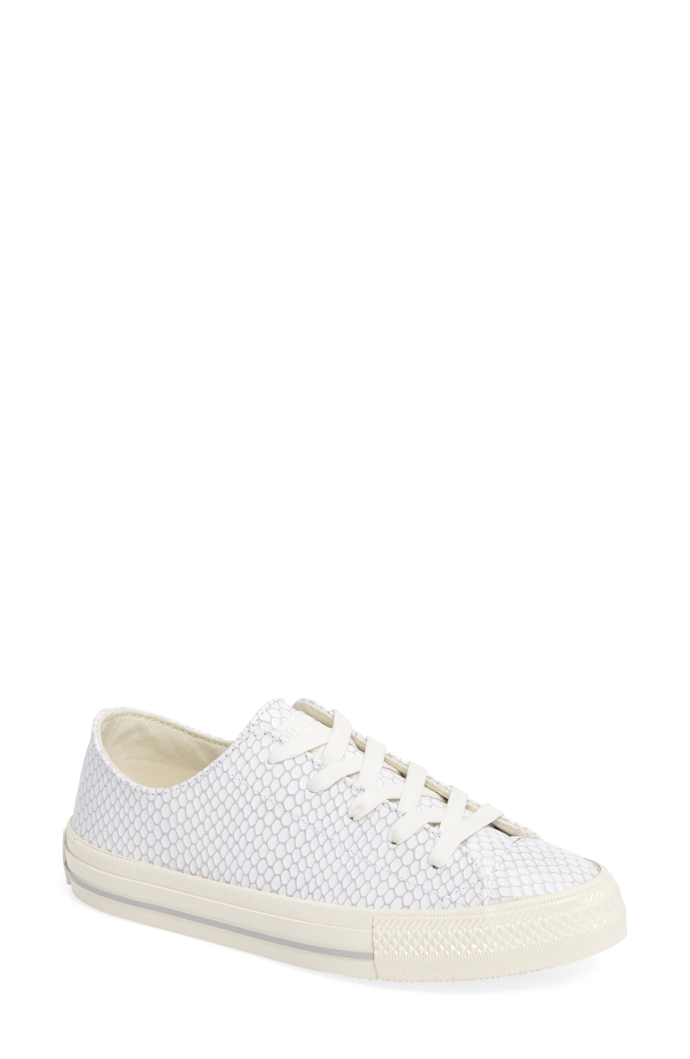 Converse Chuck Taylor® All Star® Gemma Snake Ox Sneaker (Women)
