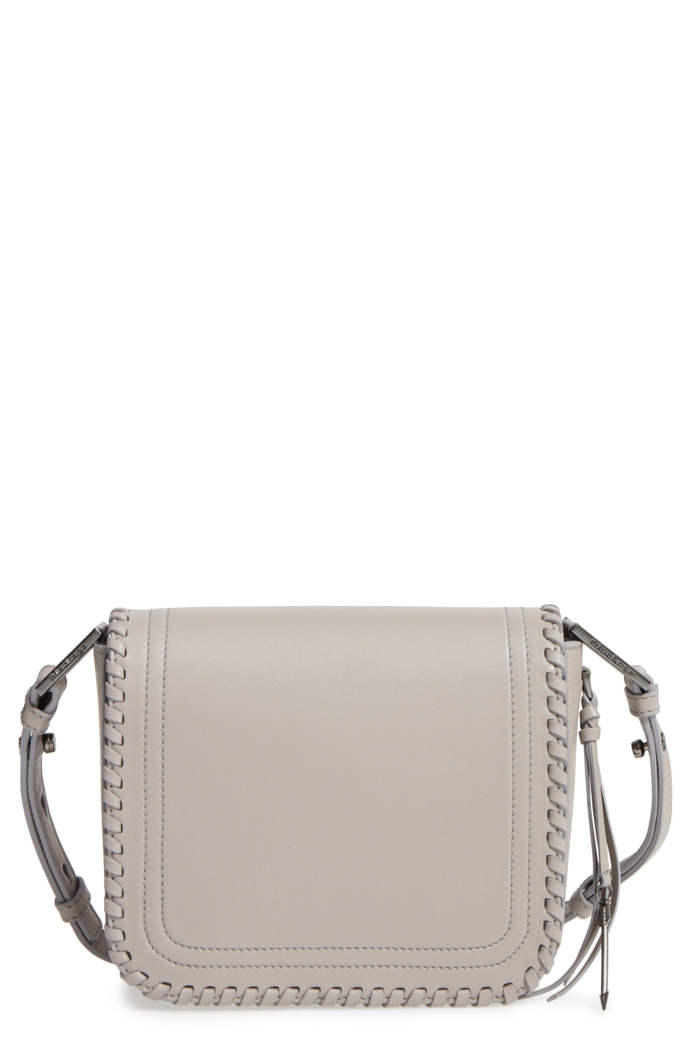 Mackage Nova Leather Crossbody Bag