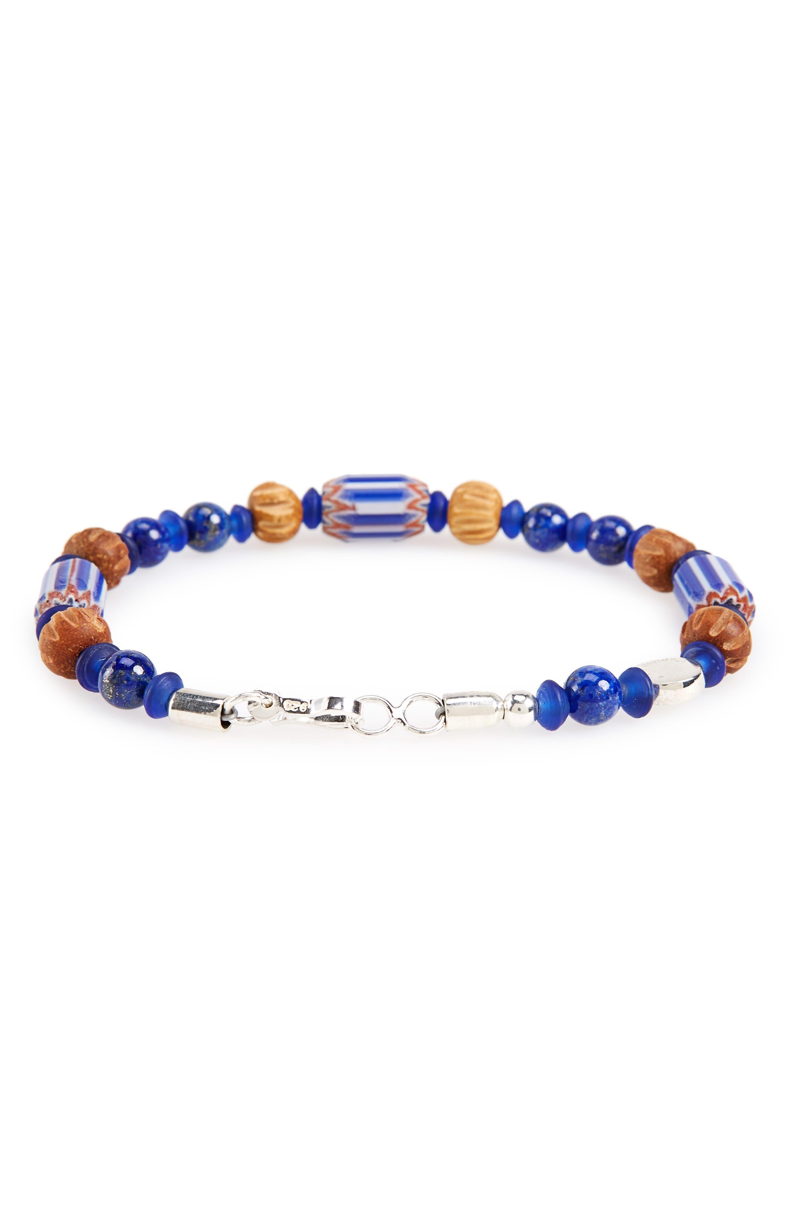 CAPUTO & CO. Traveller Bead Bracelet