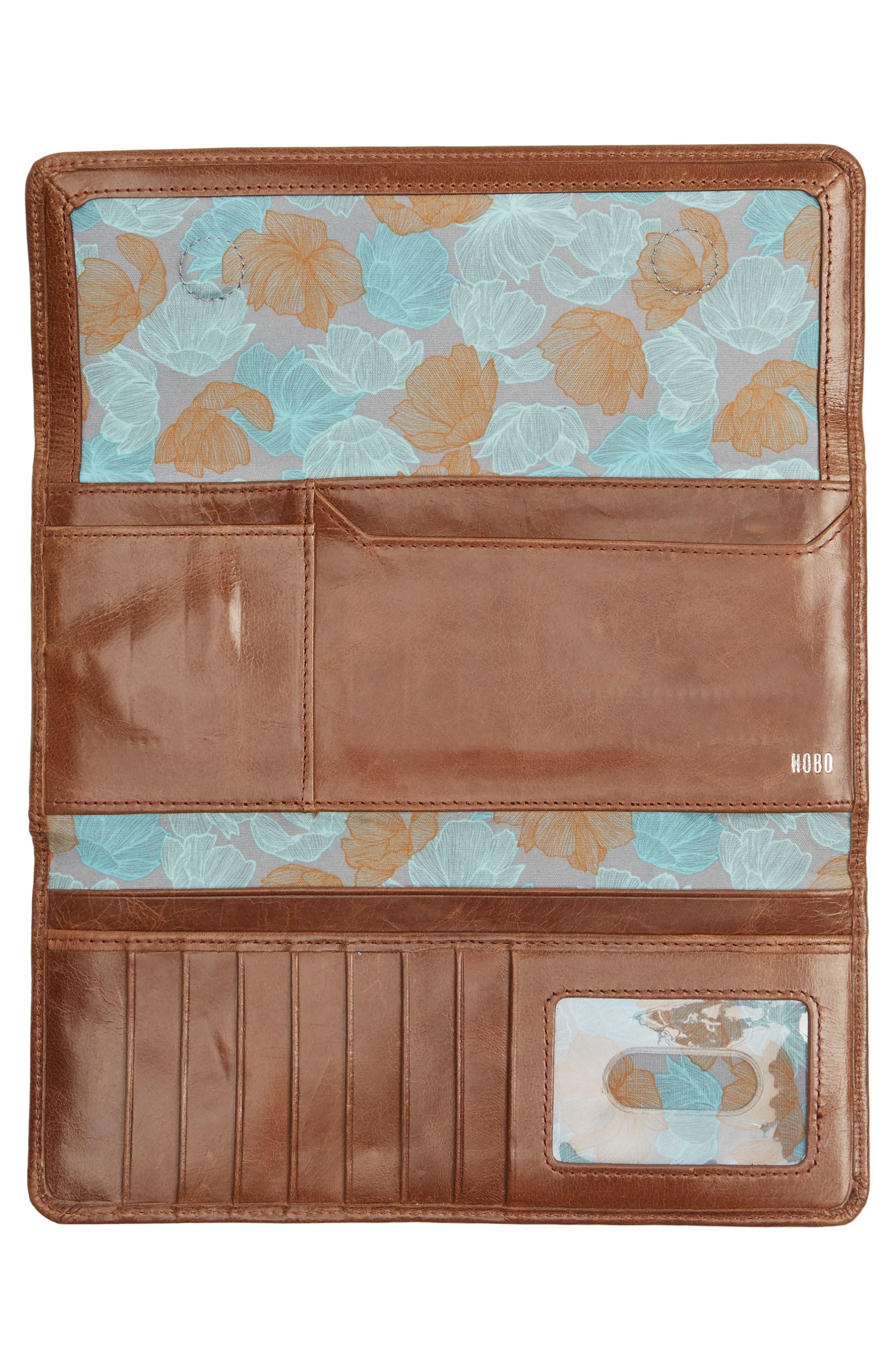 Alternate Image 2  - Hobo 'Sadie' Leather Wallet