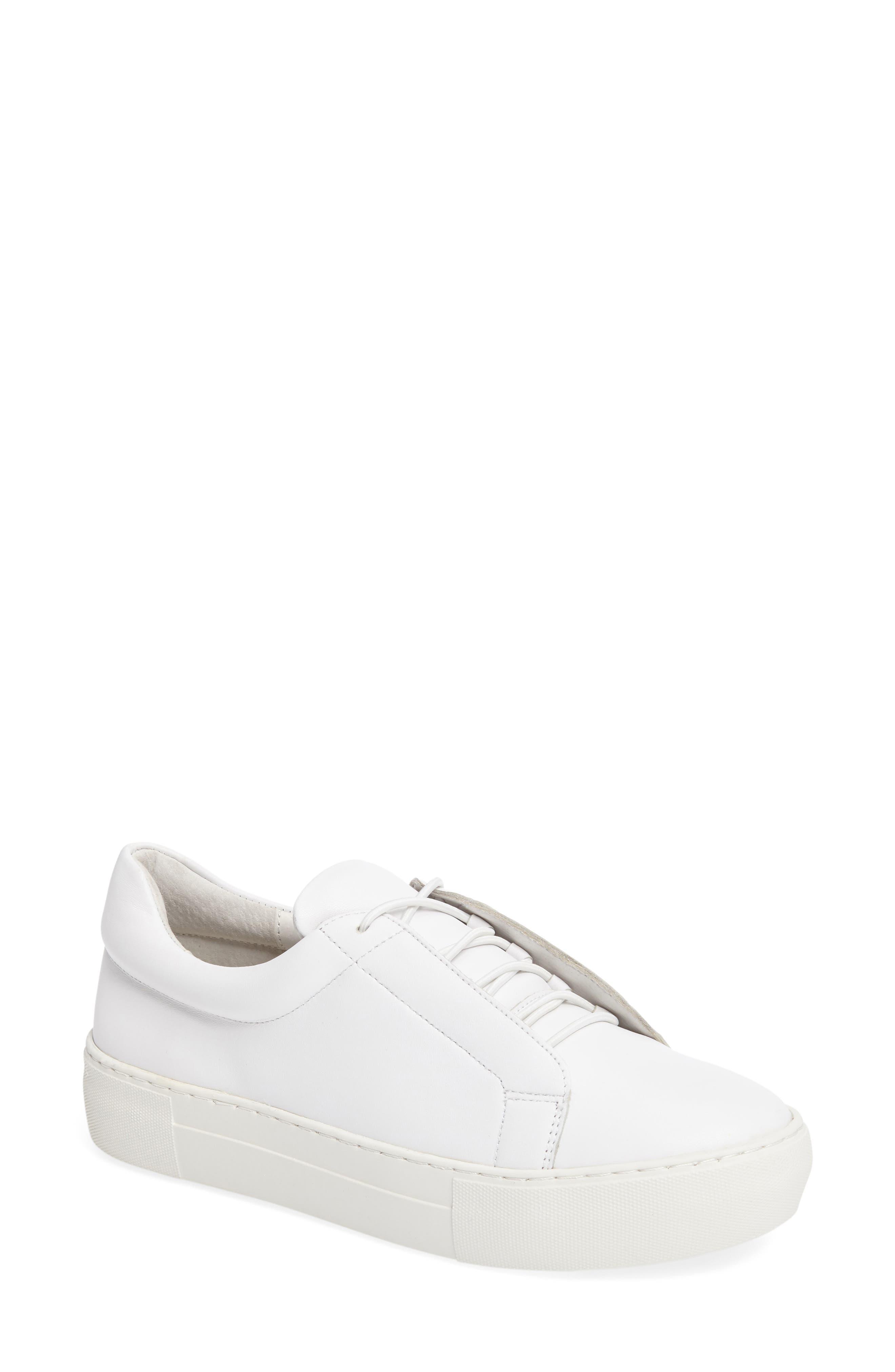 Alternate Image 1 Selected - JSlides Alice Platform Sneaker (Women)