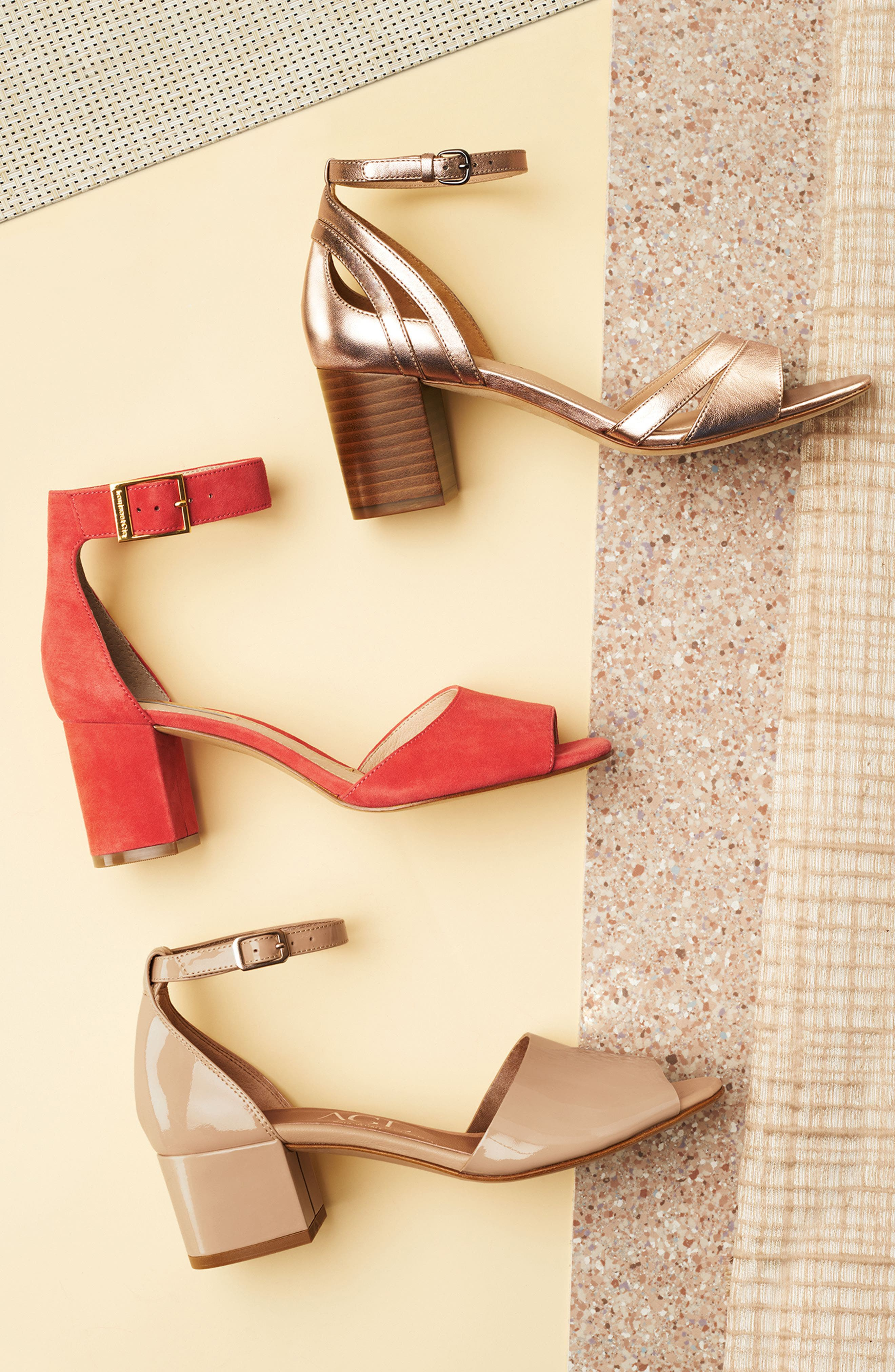 Alternate Image 7  - Louise et Cie Karisa Ankle Cuff Sandal (Women)